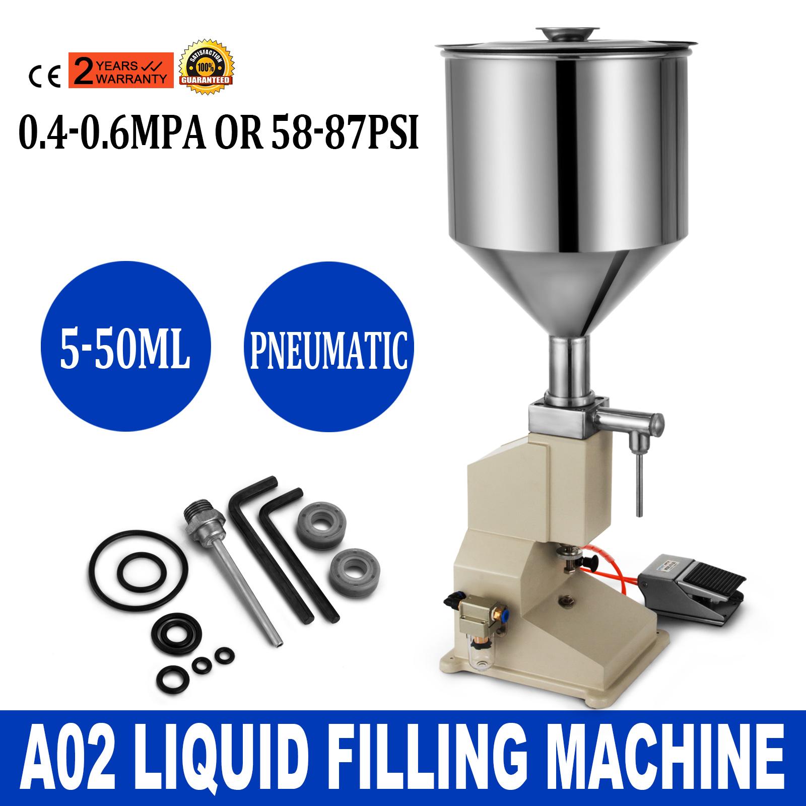 Liquid-Filling-Machine-Filler-Remplissage-2-3500ML-50-500ML-INDUSTRY-SUPPLY miniature 49