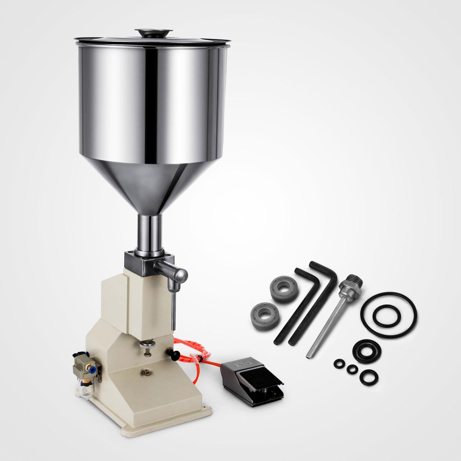 Liquid-Filling-Machine-Filler-Remplissage-2-3500ML-50-500ML-INDUSTRY-SUPPLY miniature 52