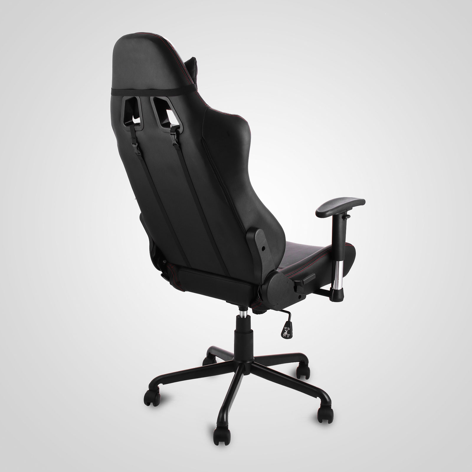 Racing fice Gaming puter Chair PU Leather Armrests High back