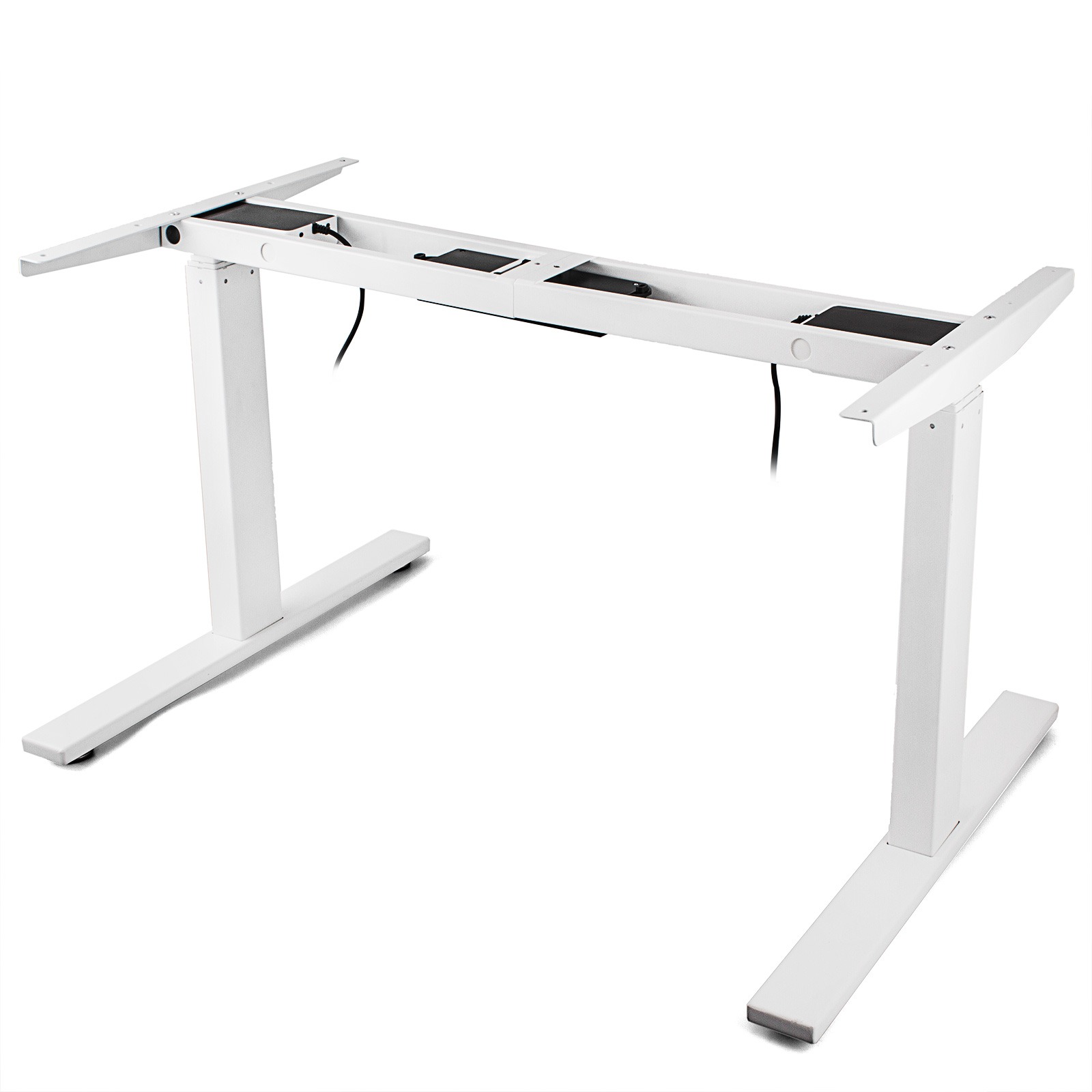 Electric-Sit-Stand-Standing-Desk-Frame-Dual-Motor-Stable-Heavy-Duty-Premium thumbnail 40