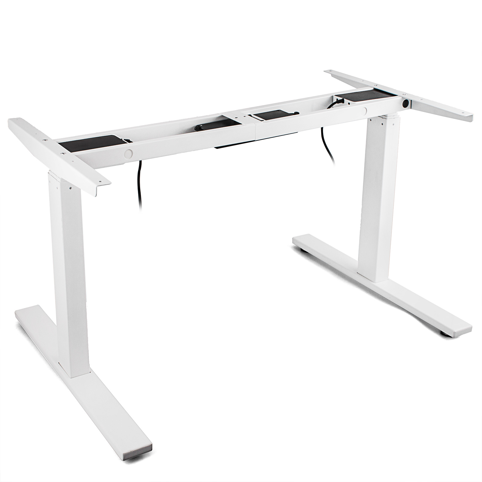 Electric-Sit-Stand-Standing-Desk-Frame-Dual-Motor-Stable-Heavy-Duty-Premium thumbnail 42