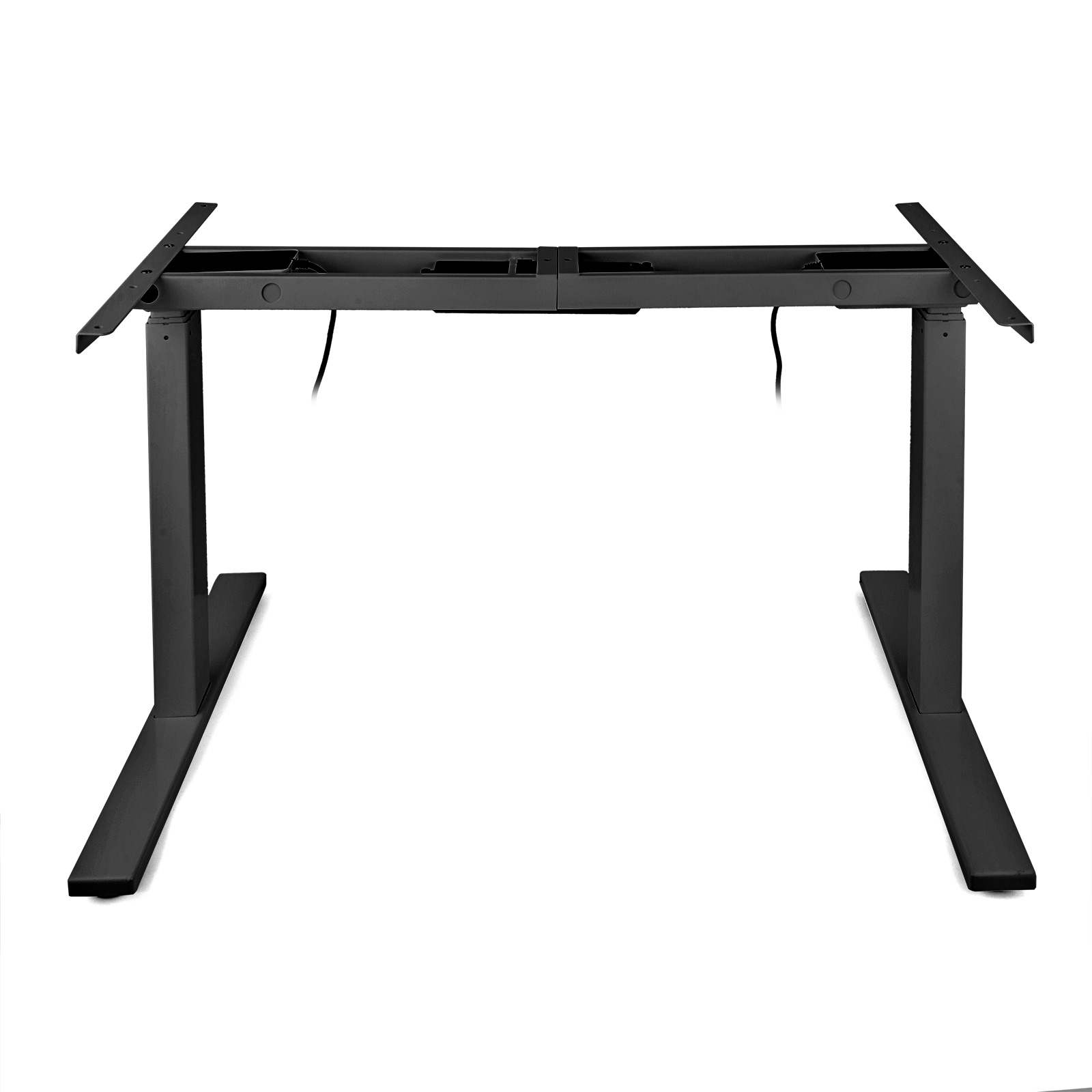 Electric-Sit-Stand-Standing-Desk-Frame-Dual-Motor-Stable-Heavy-Duty-Premium thumbnail 27