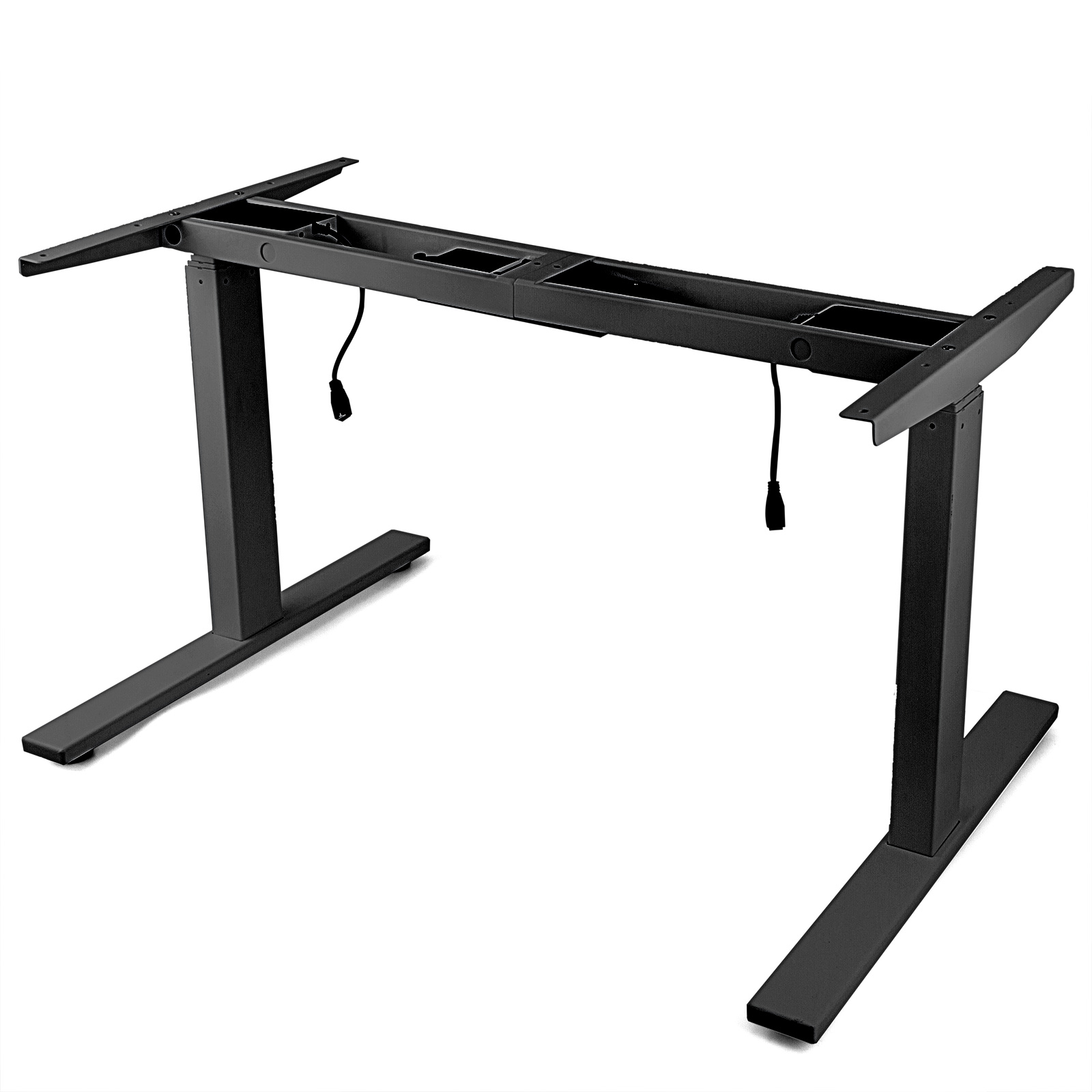 Electric-Sit-Stand-Standing-Desk-Frame-Dual-Motor-Stable-Heavy-Duty-Premium thumbnail 28