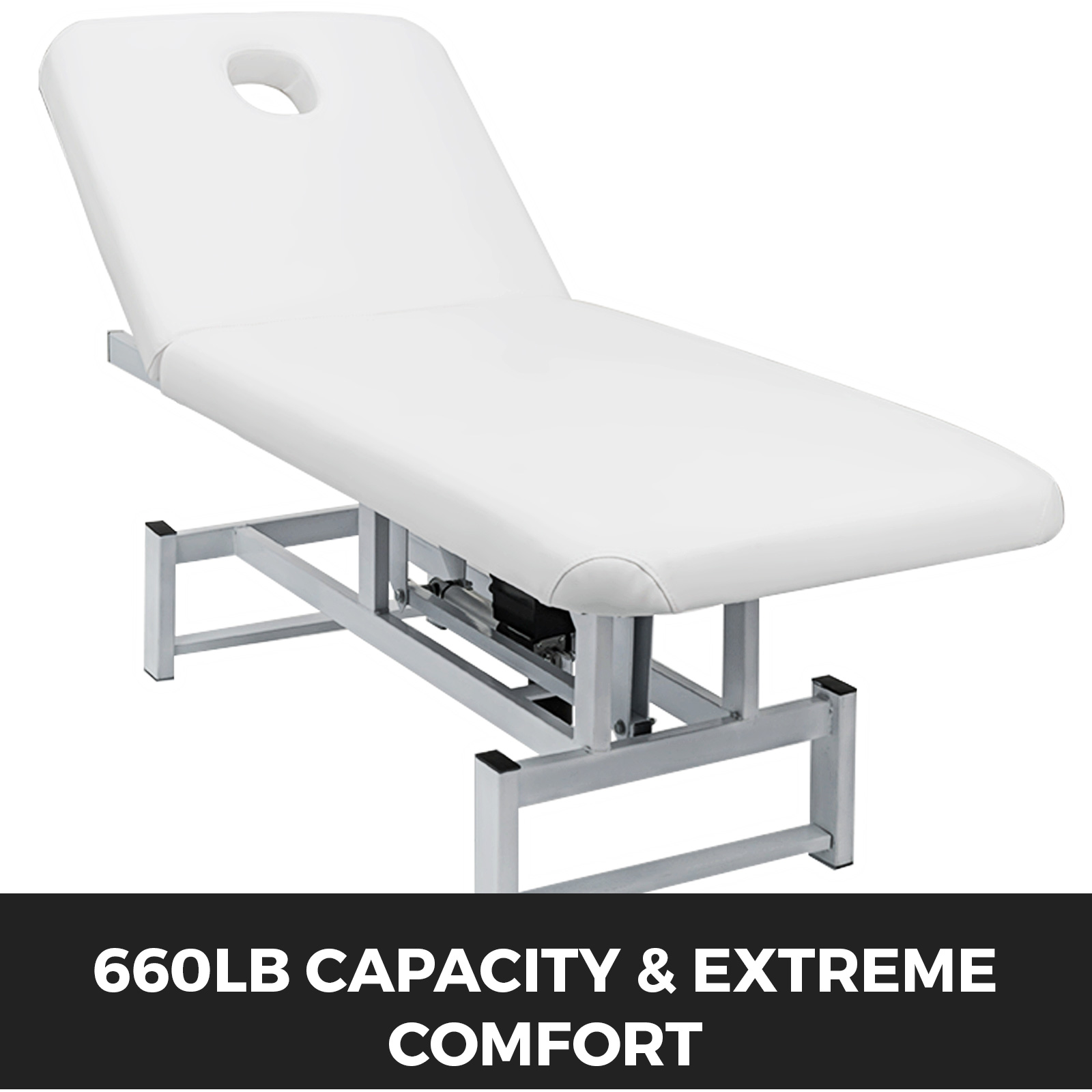 Details about Electric Massage Facial Table Bed Chair Beauty Spa Salon Equipment Barber Beauty