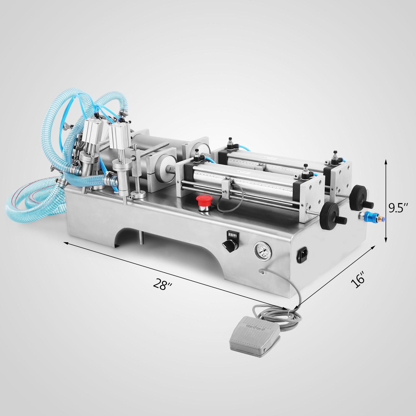 Liquid-Filling-Machine-Filler-Remplissage-2-3500ML-50-500ML-INDUSTRY-SUPPLY miniature 74