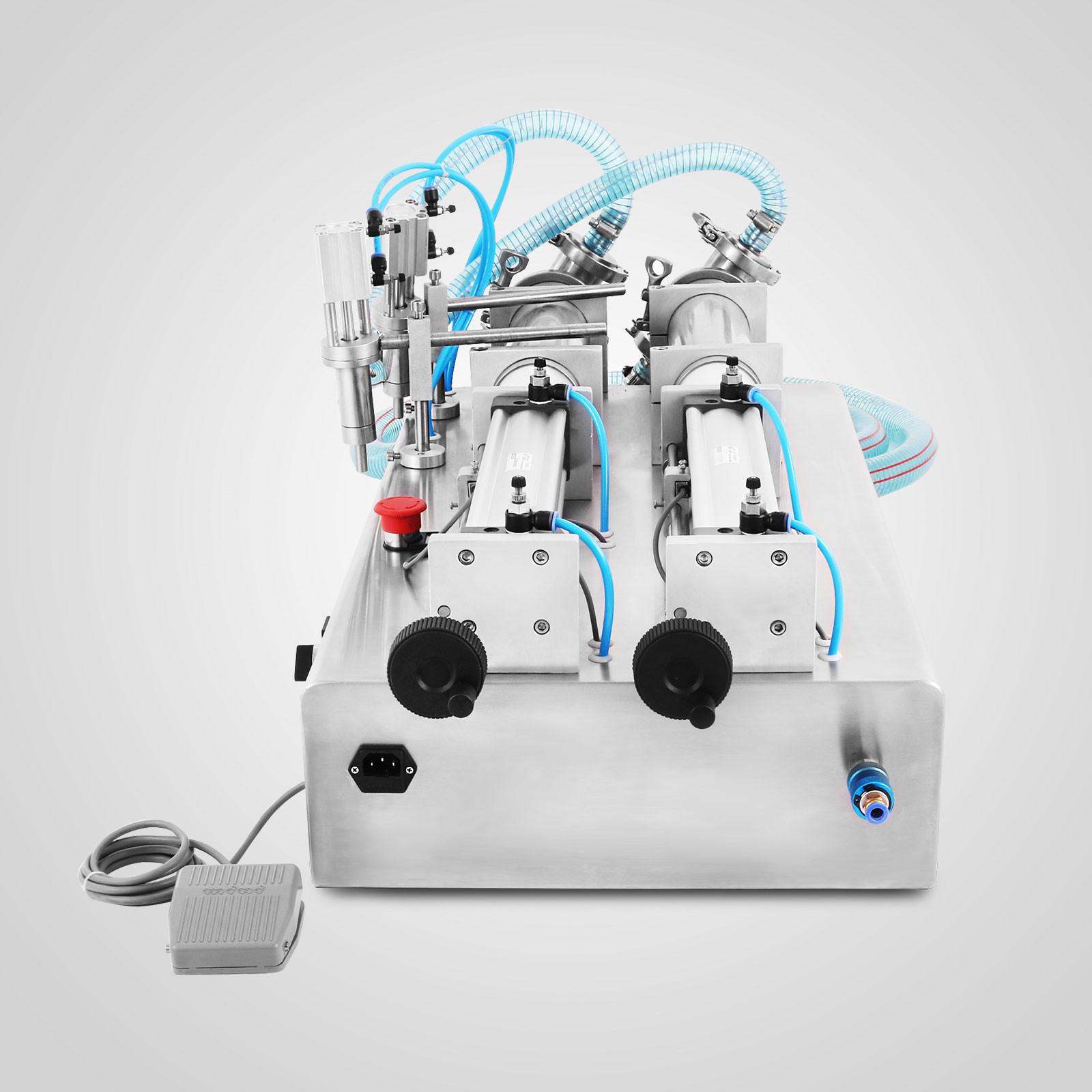 Liquid-Filling-Machine-Filler-Remplissage-2-3500ML-50-500ML-INDUSTRY-SUPPLY miniature 77