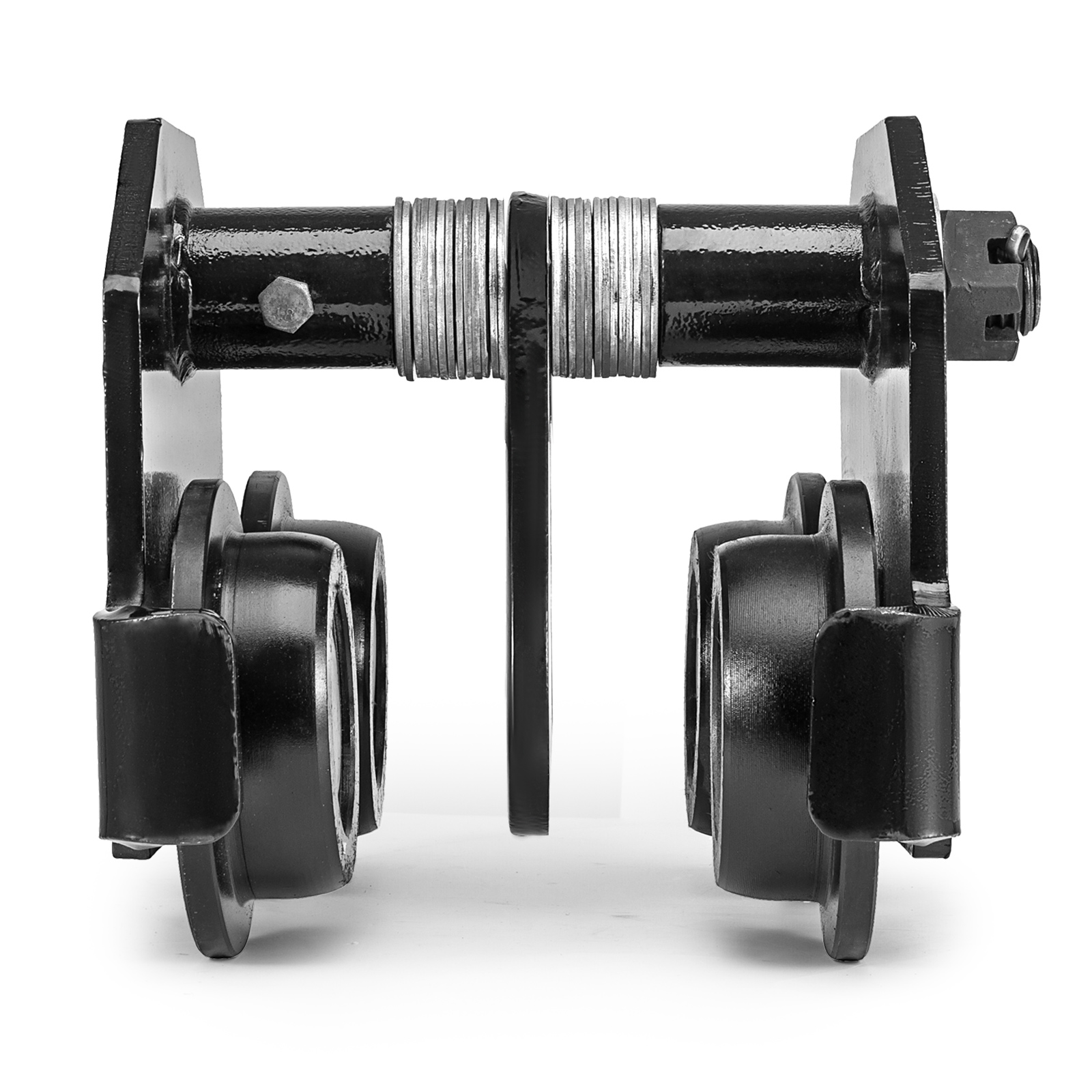 0-5T-2T-3T-Ton-Push-Beam-Trolley-For-Heavy-Loads-To-6600-Lb-Fits-Straight-I-Beam miniature 76