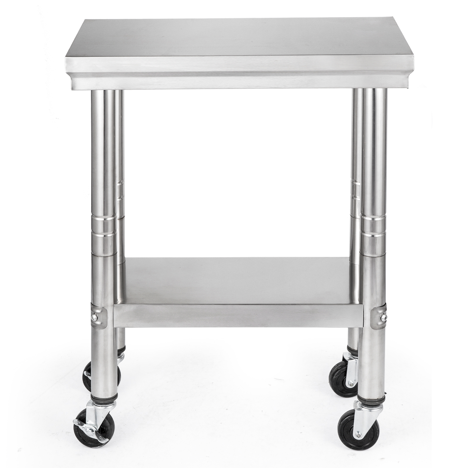 24 Quot X12 Quot Kitchen Stainless Steel Work Table Kitchen Utility