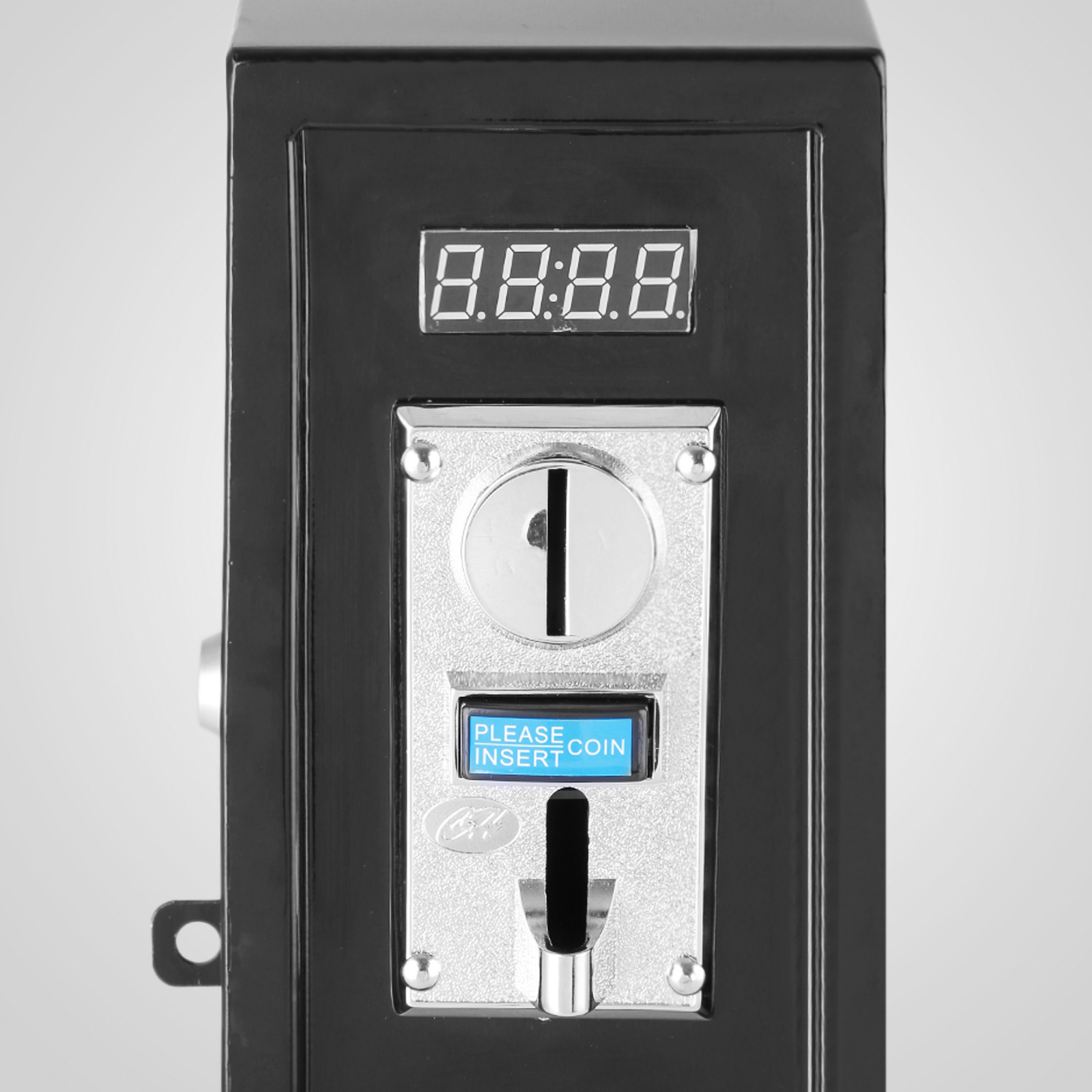 Electricity Coin Meter : Digital coin operated timer v electricity