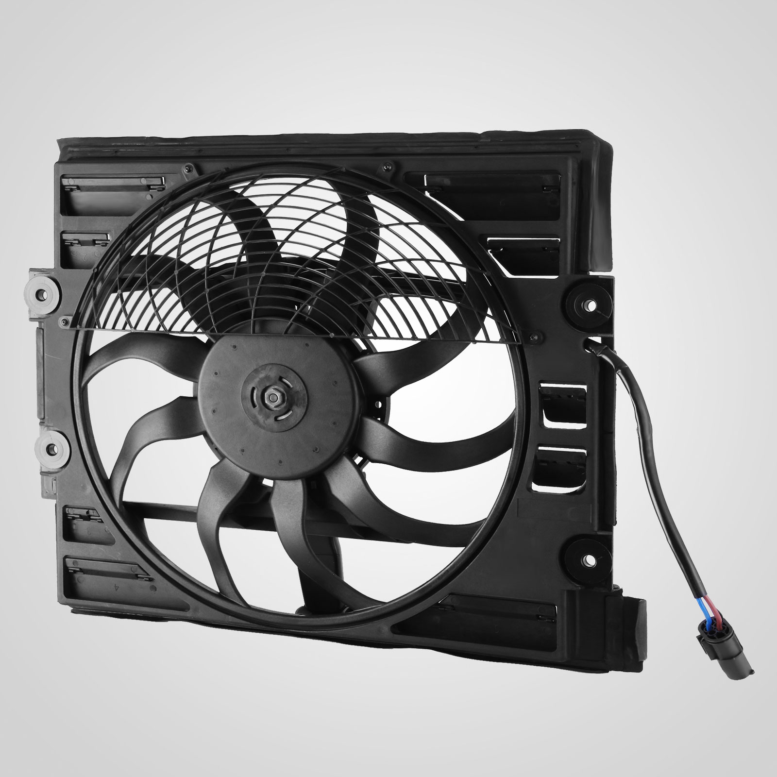 Pro Fit BMW 7 SERIES E38 740i 740iL 4.0 V8 95 A//C CONDENSER COOLING FAN Each