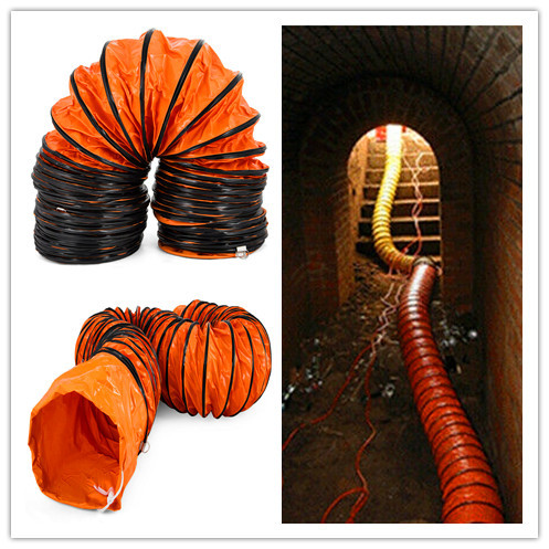 10/12'' Extractor Fan Blower Portable Duct Hose Fume ...