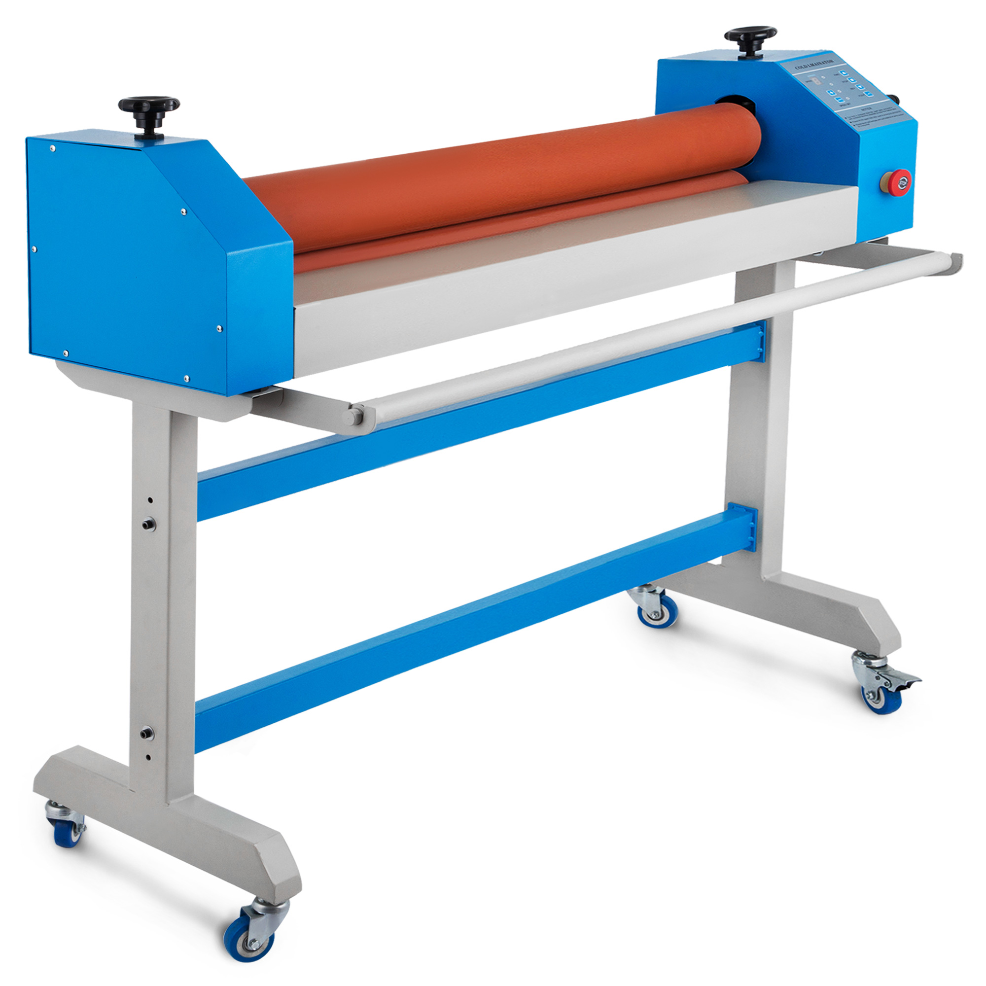 four rollers cold roll laminating machine 650/1600mm electrical