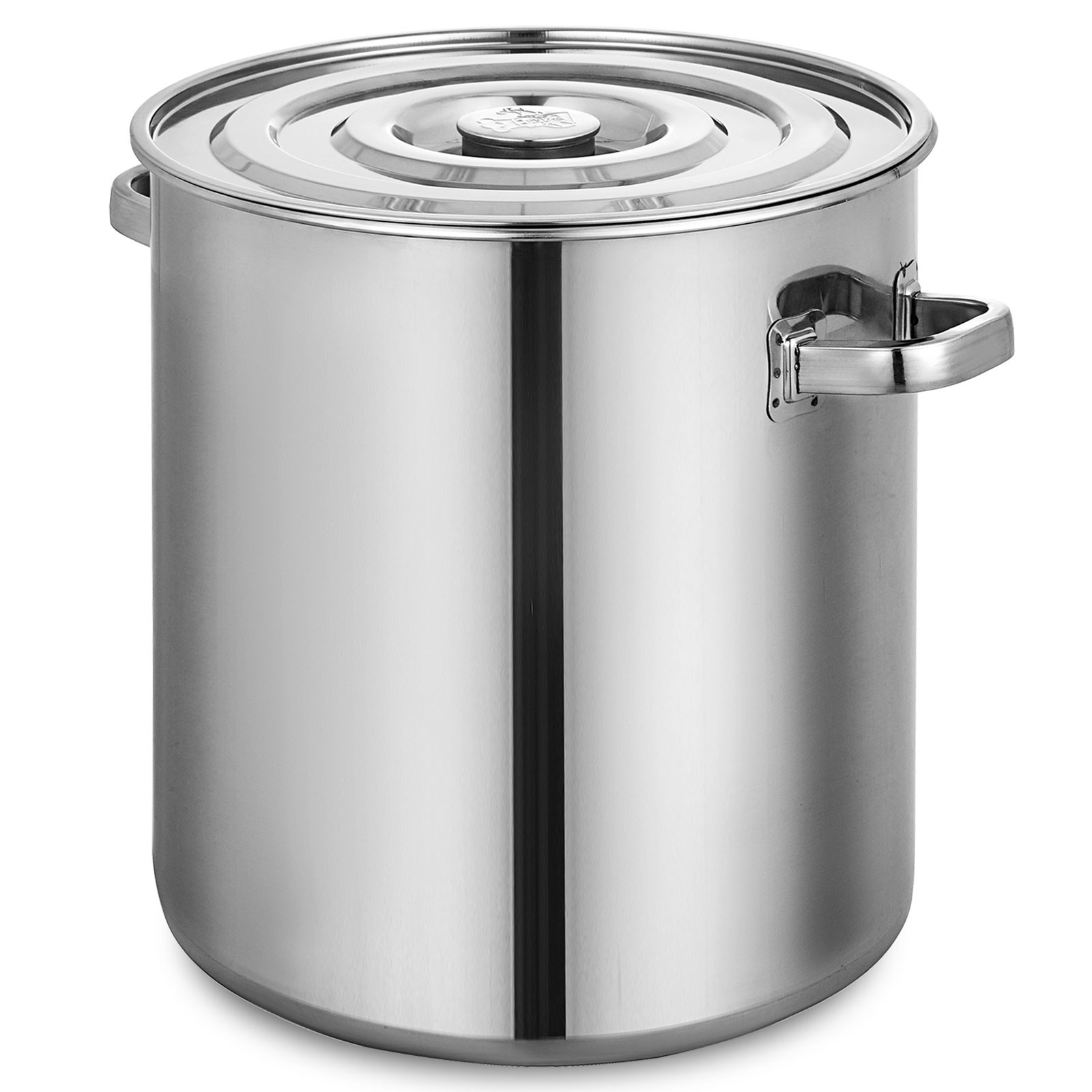 6 Sizes Stainless Steel Stock Pot Brewing Beer