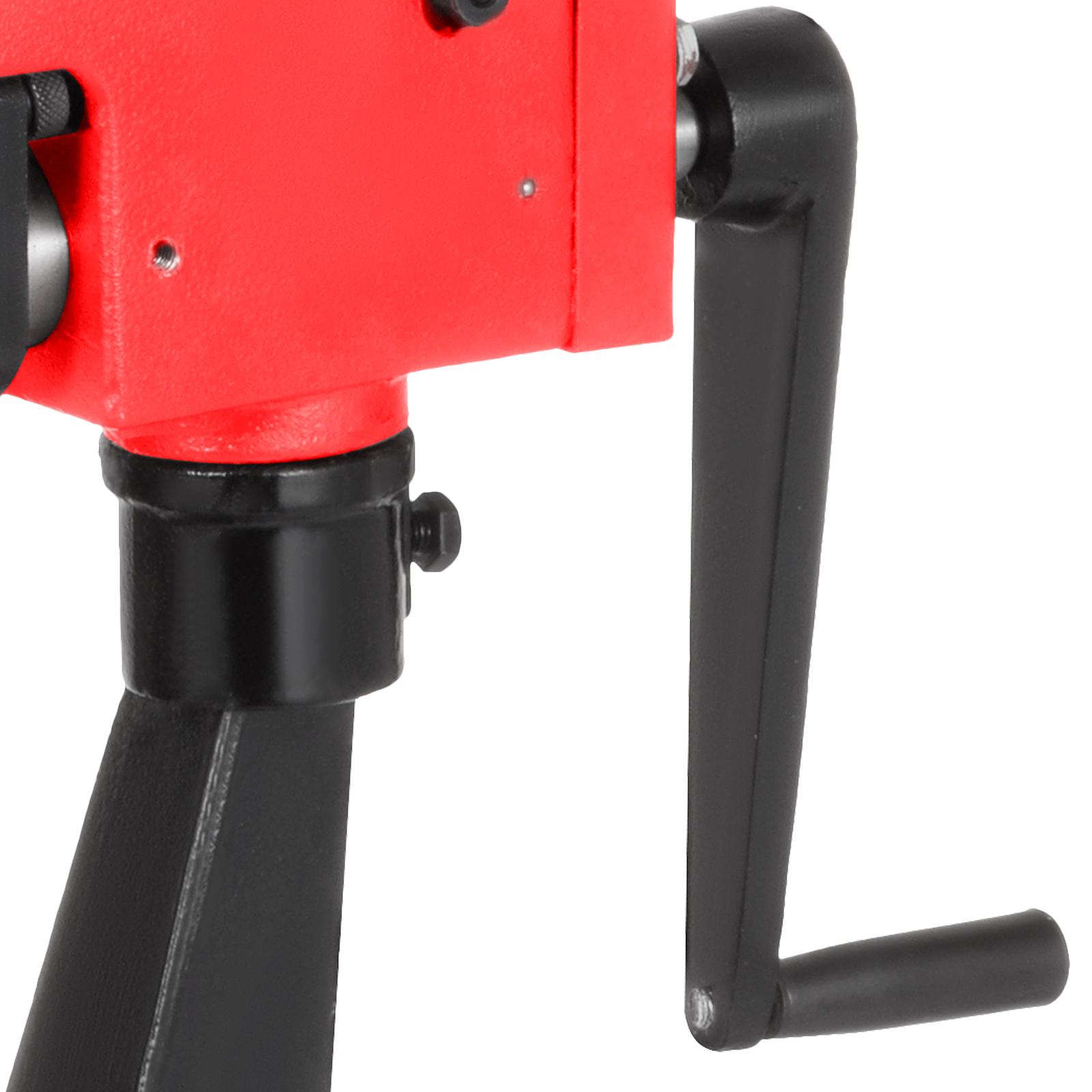 7/'/' Sheet Metal Bead Roller Steel Bender 6 Die Sets Stability Smooth Low Carbon