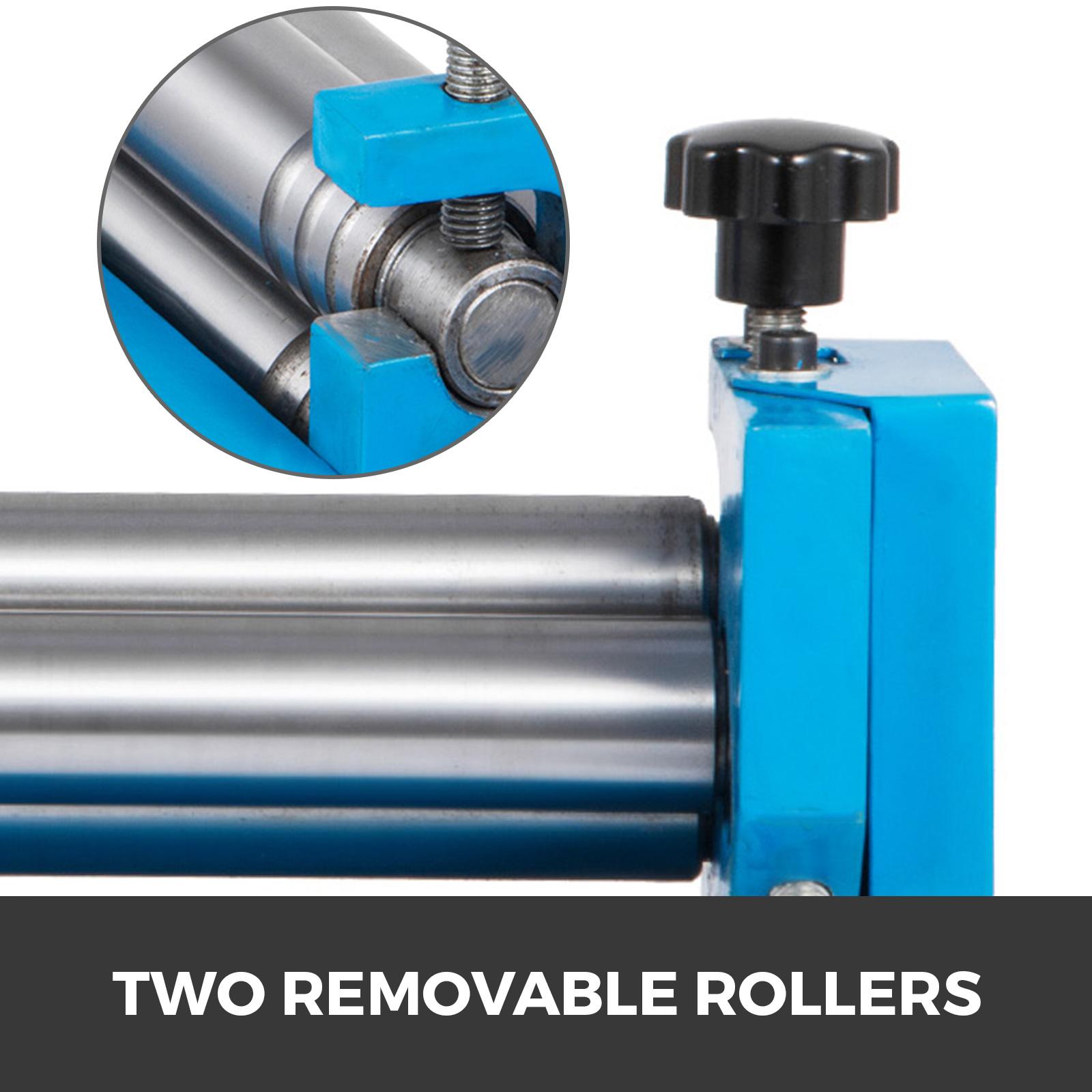 Sj 300 Slip Roll Machine 11 8 Quot 300mm Slip Roller 0 8mm
