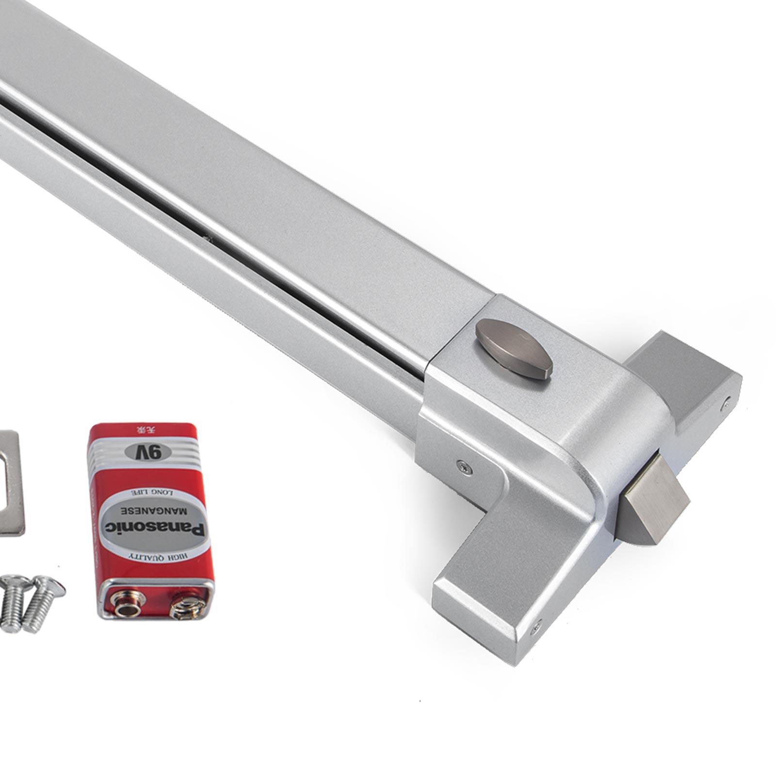 Door Push Panic Bar Exit Device Lock Handle/Alarm Heavy