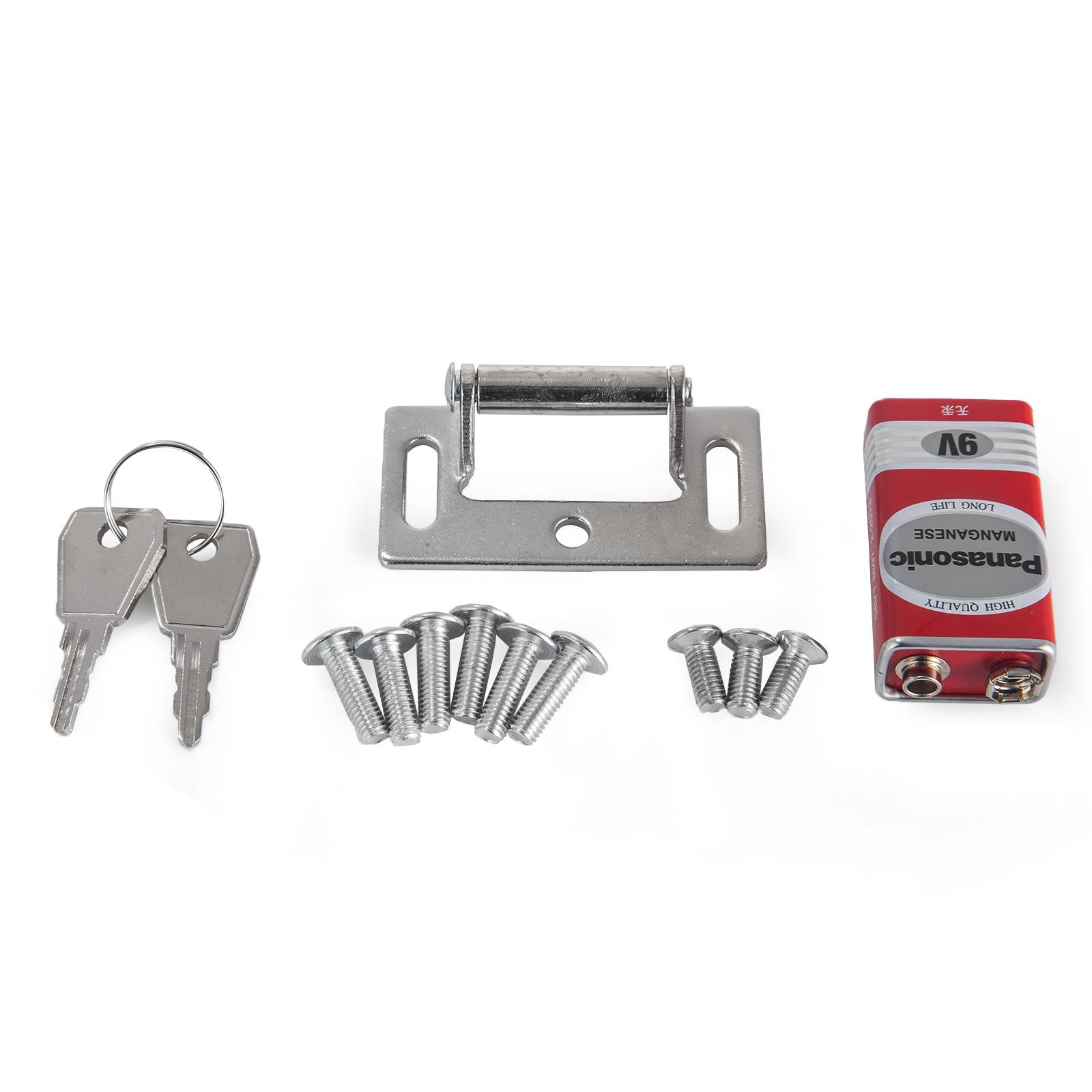 Panic Bar Door Locks: Door Push Bar Panic Bar Exit Device Lock Handle/Alarm