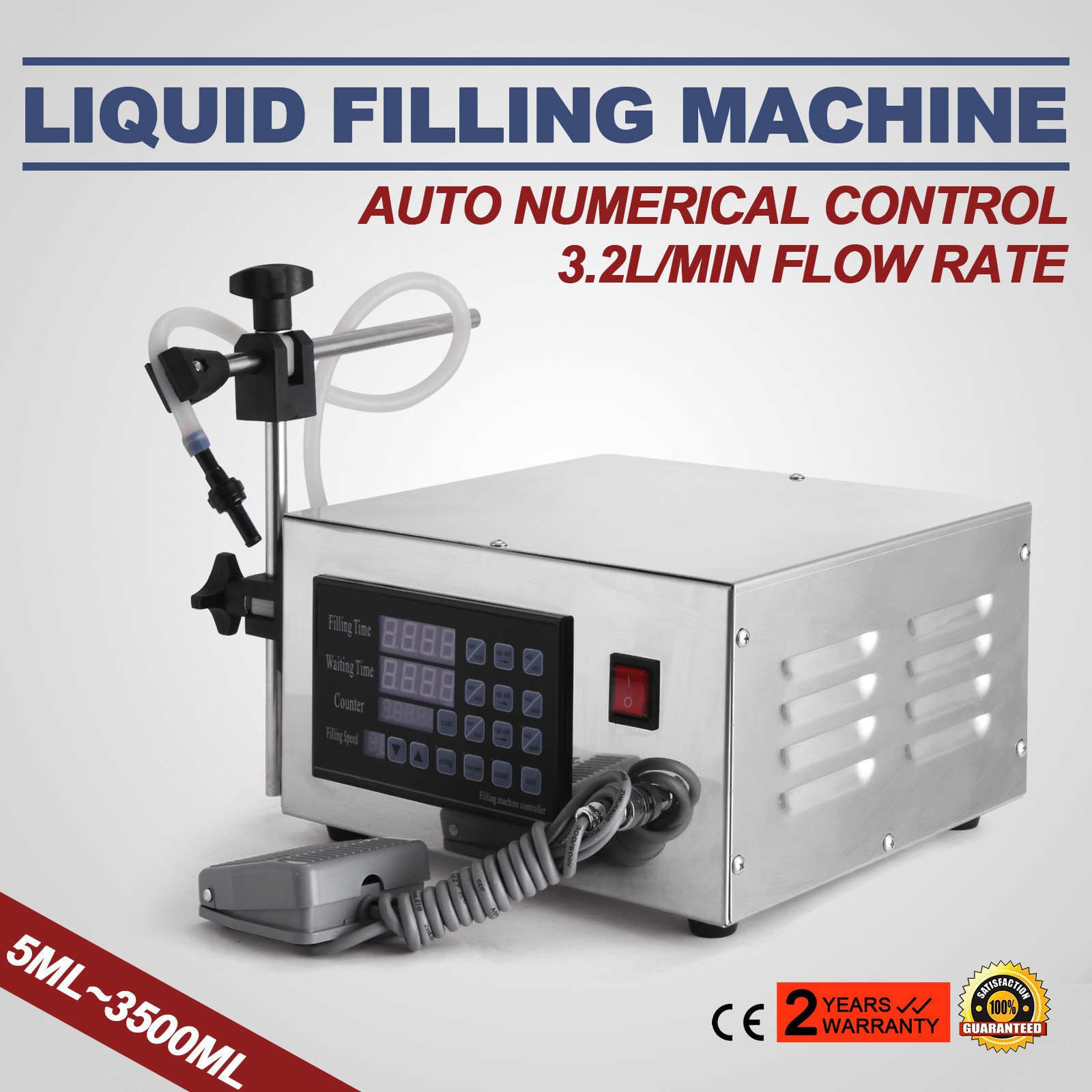 Liquid-Filling-Machine-Filler-Remplissage-2-3500ML-50-500ML-INDUSTRY-SUPPLY miniature 37
