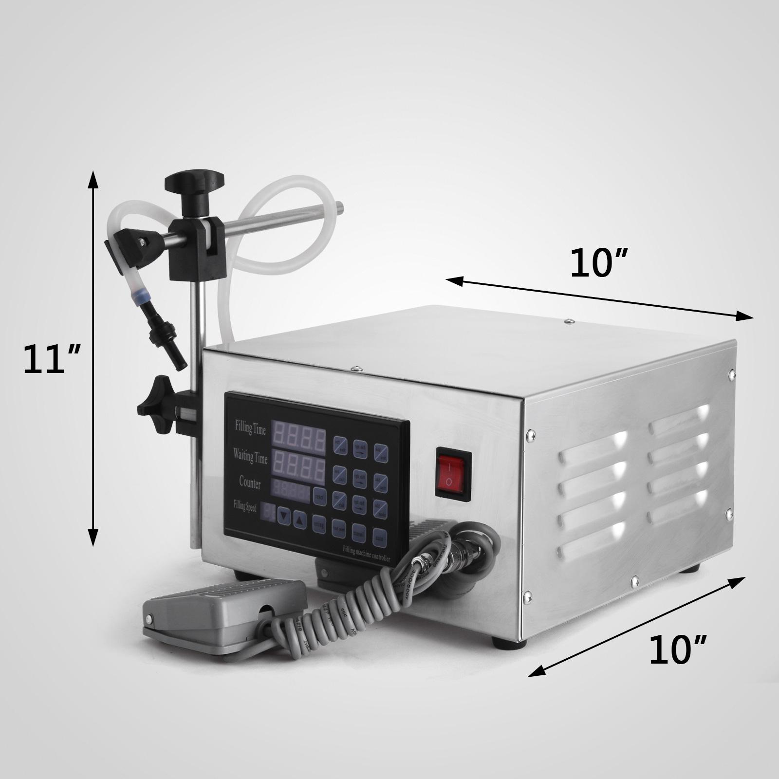 Liquid-Filling-Machine-Filler-Remplissage-2-3500ML-50-500ML-INDUSTRY-SUPPLY miniature 38