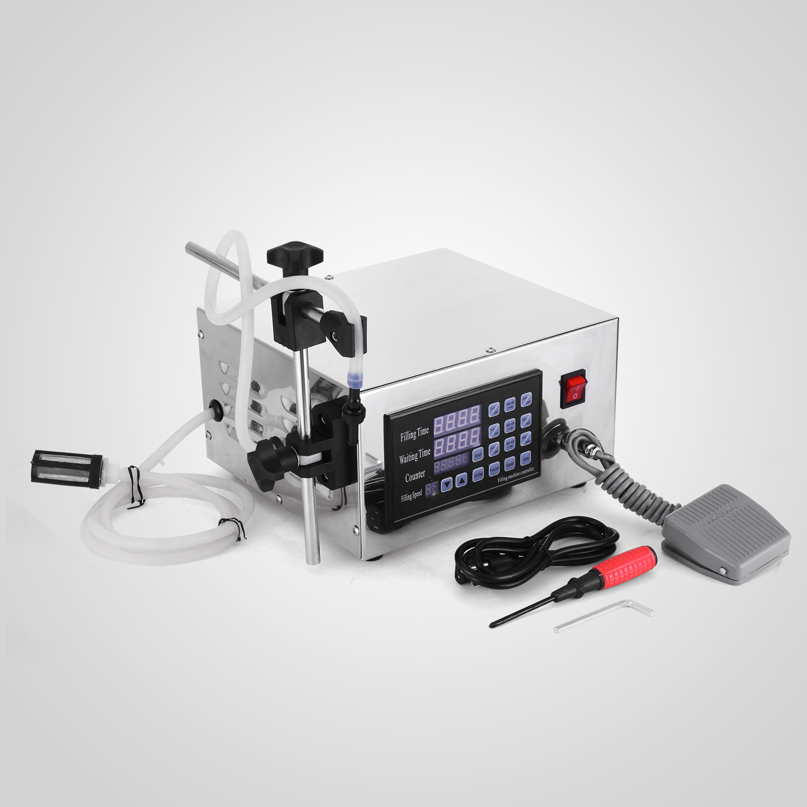 Liquid-Filling-Machine-Filler-Remplissage-2-3500ML-50-500ML-INDUSTRY-SUPPLY miniature 39