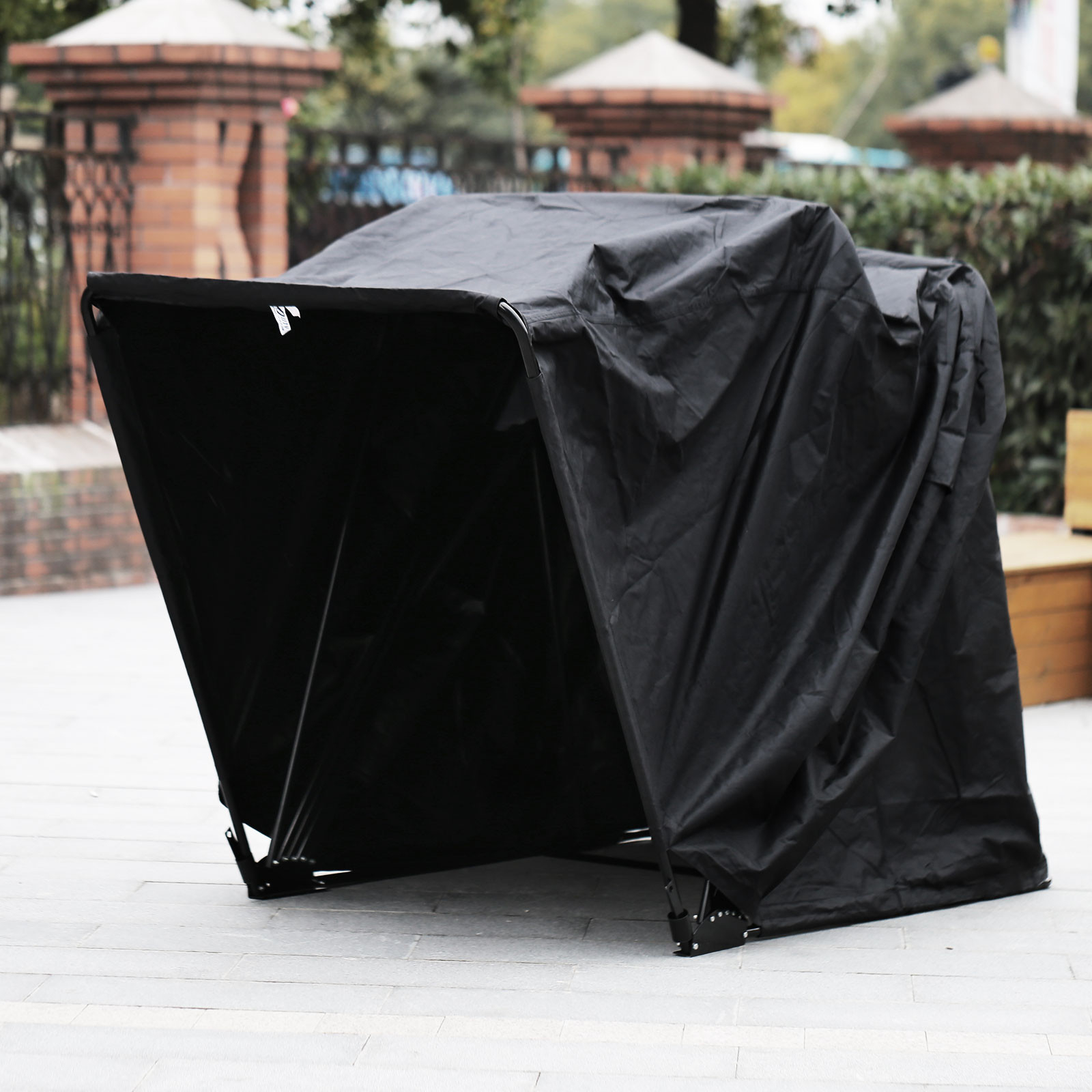 Motorcycle Cover Rain Waterproof Shelter Tent Speedway ...