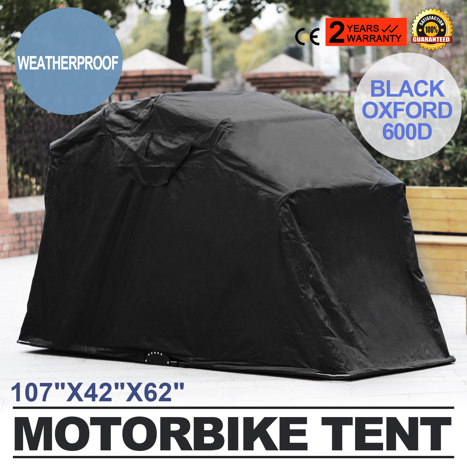 Details about Motorcycle Cover Retractable Shelter Tent Garage Trail Waterproof Outdoor HOT & Motorcycle Cover Retractable Shelter Tent Garage Trail Waterproof ...