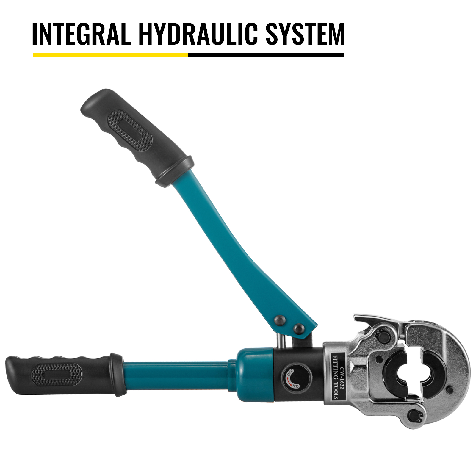 Ø16-32mm Hydraulische Presszange für Verbundrohr Rohr TH Kontur Crimper DE