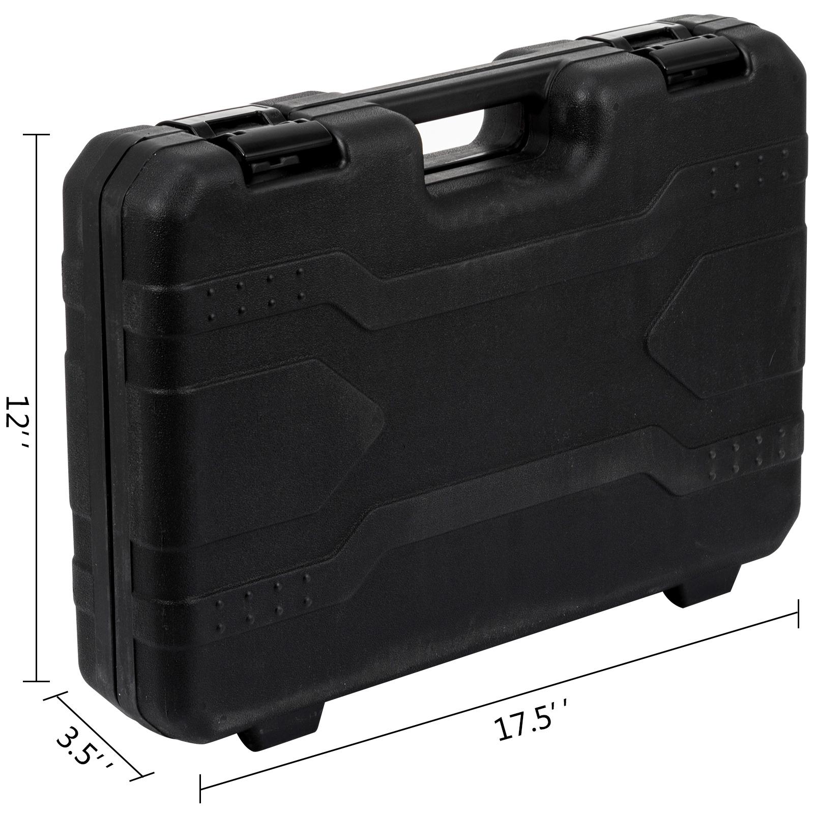 Hydraulic-A-C-Hose-Crimper-Tool-Kit-Hand-Tool-Crimping-Set-Hose-Fittings-7-Dies thumbnail 8