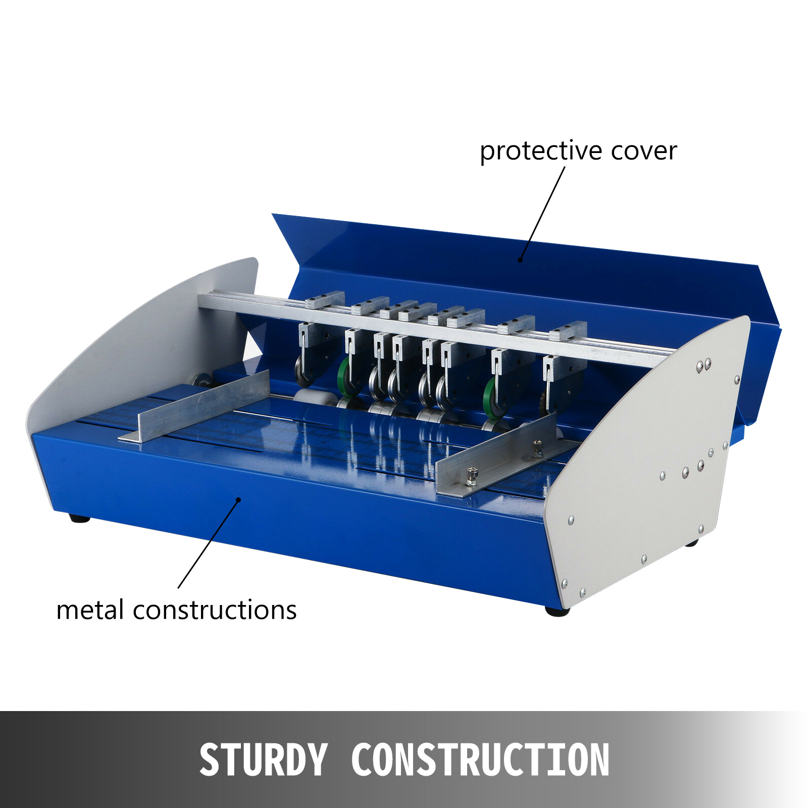 """Details about  /110//220V 18/"""" 460mm Electric Creaser Scorer Perforator Cutter 3in1 Paper crease z"""