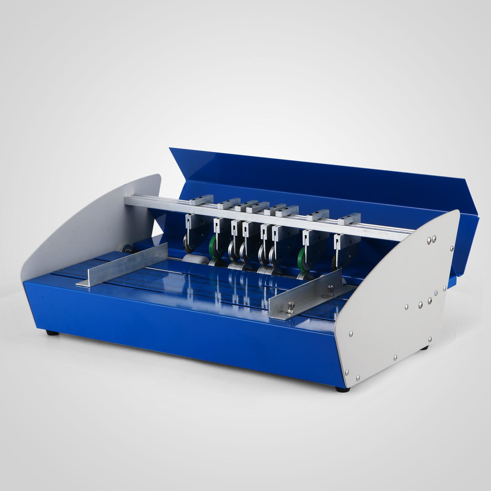 Cordonatrice-Perforatrice-Max-350-520mm-Profondita-Regolabile-Elettrica-Manuale miniatura 28