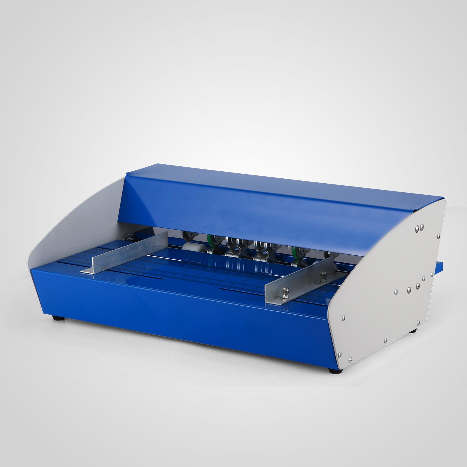 Cordonatrice-Perforatrice-Max-350-520mm-Profondita-Regolabile-Elettrica-Manuale miniatura 30