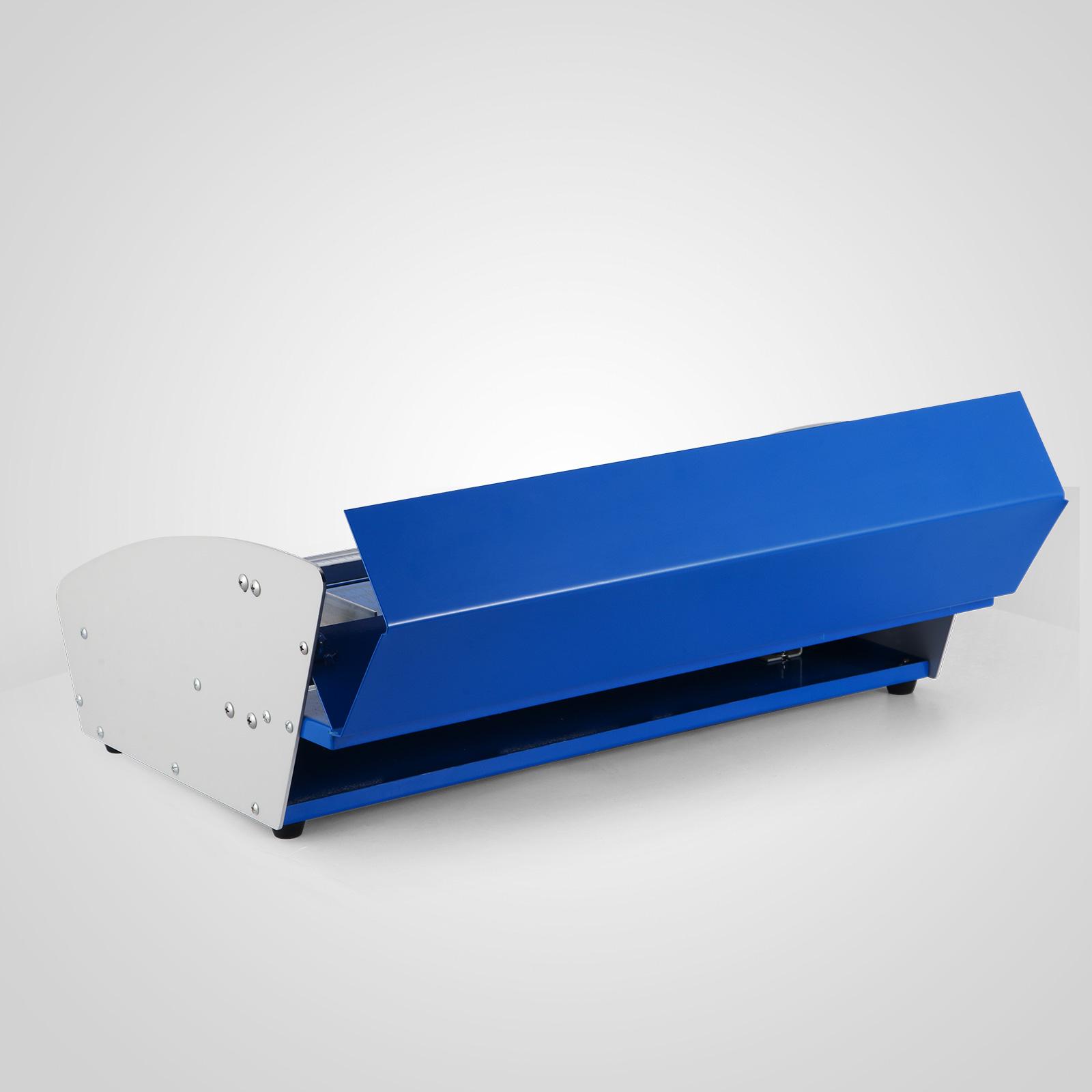 Cordonatrice-Perforatrice-Max-350-520mm-Profondita-Regolabile-Elettrica-Manuale miniatura 32
