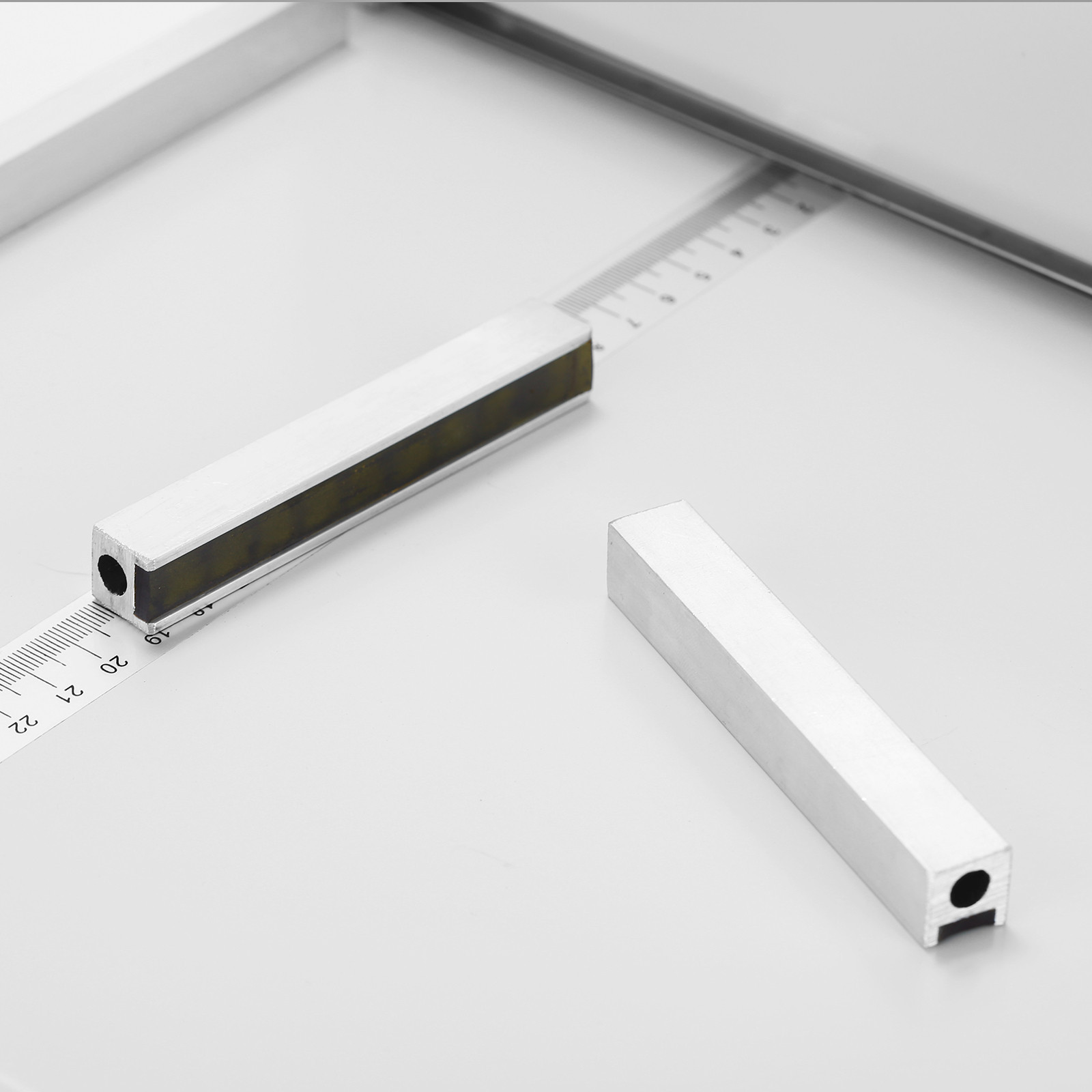 Cordonatrice-Perforatrice-Max-350-520mm-Profondita-Regolabile-Elettrica-Manuale miniatura 45