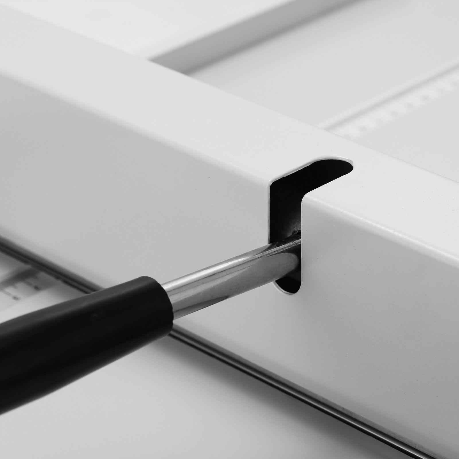 Cordonatrice-Perforatrice-Max-350-520mm-Profondita-Regolabile-Elettrica-Manuale miniatura 44