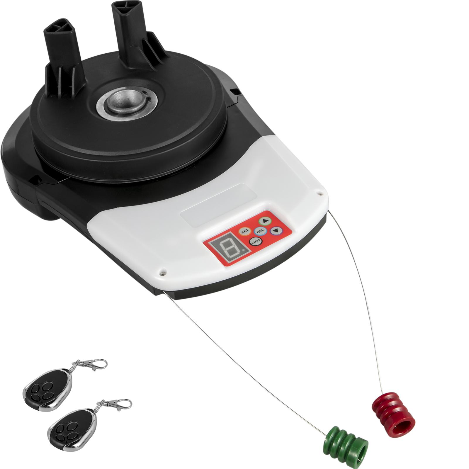 Automatic Garage Roller Remote Door Opener Stable DC Motor