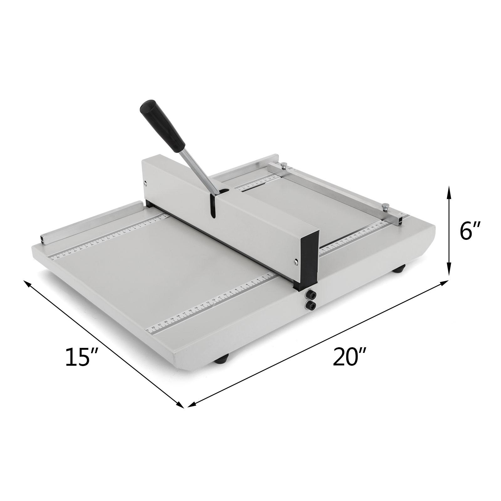 Cordonatrice-Perforatrice-Max-350-520mm-Profondita-Regolabile-Elettrica-Manuale miniatura 61