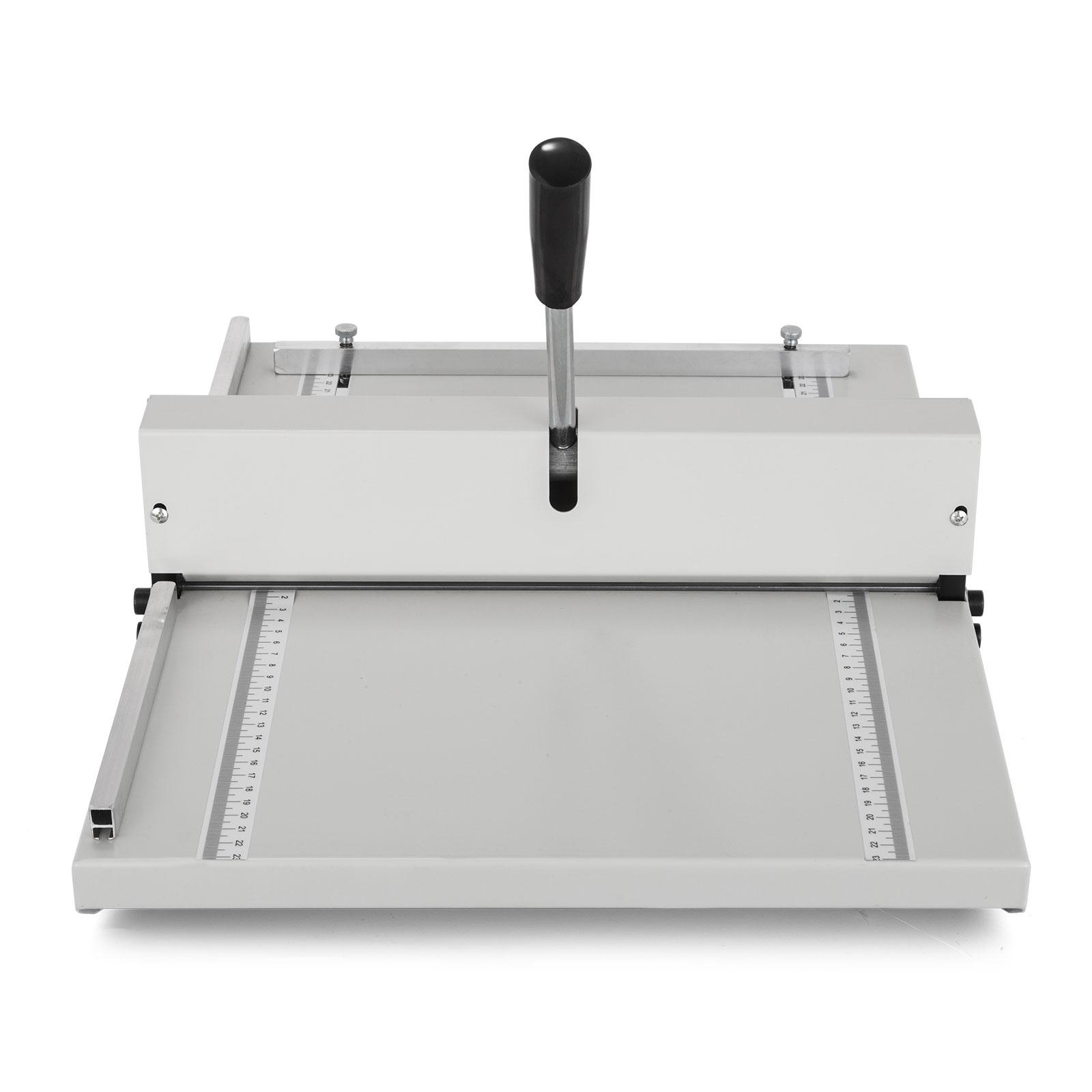 Cordonatrice-Perforatrice-Max-350-520mm-Profondita-Regolabile-Elettrica-Manuale miniatura 65
