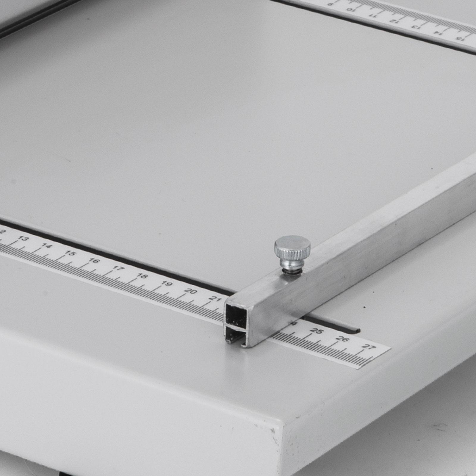 Cordonatrice-Perforatrice-Max-350-520mm-Profondita-Regolabile-Elettrica-Manuale miniatura 68