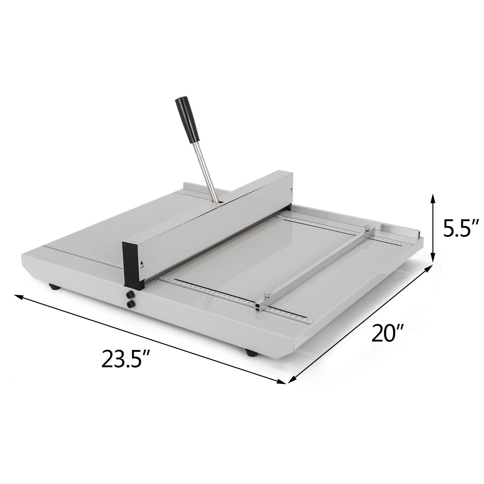 Cordonatrice-Perforatrice-Max-350-520mm-Profondita-Regolabile-Elettrica-Manuale miniatura 49