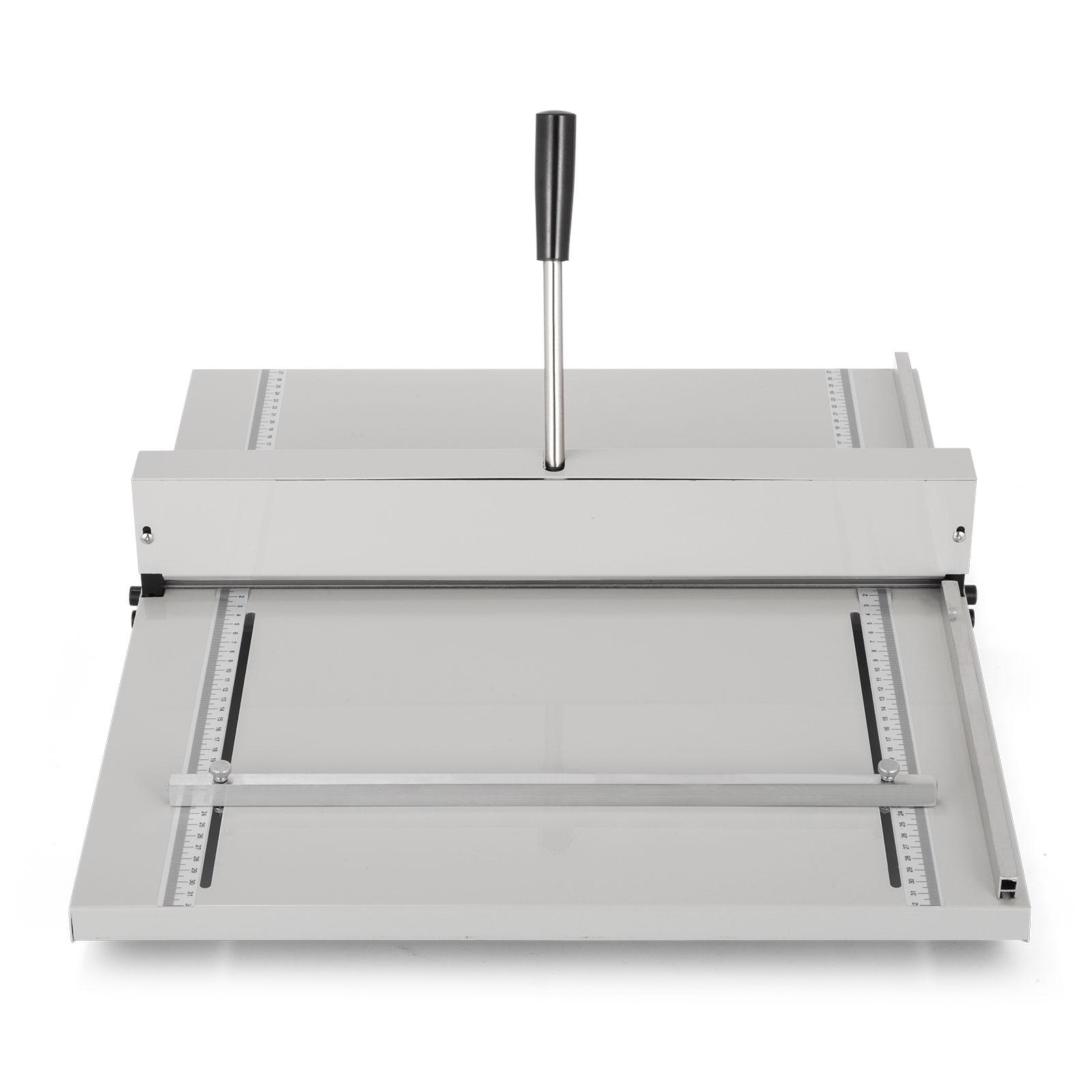 Cordonatrice-Perforatrice-Max-350-520mm-Profondita-Regolabile-Elettrica-Manuale miniatura 50