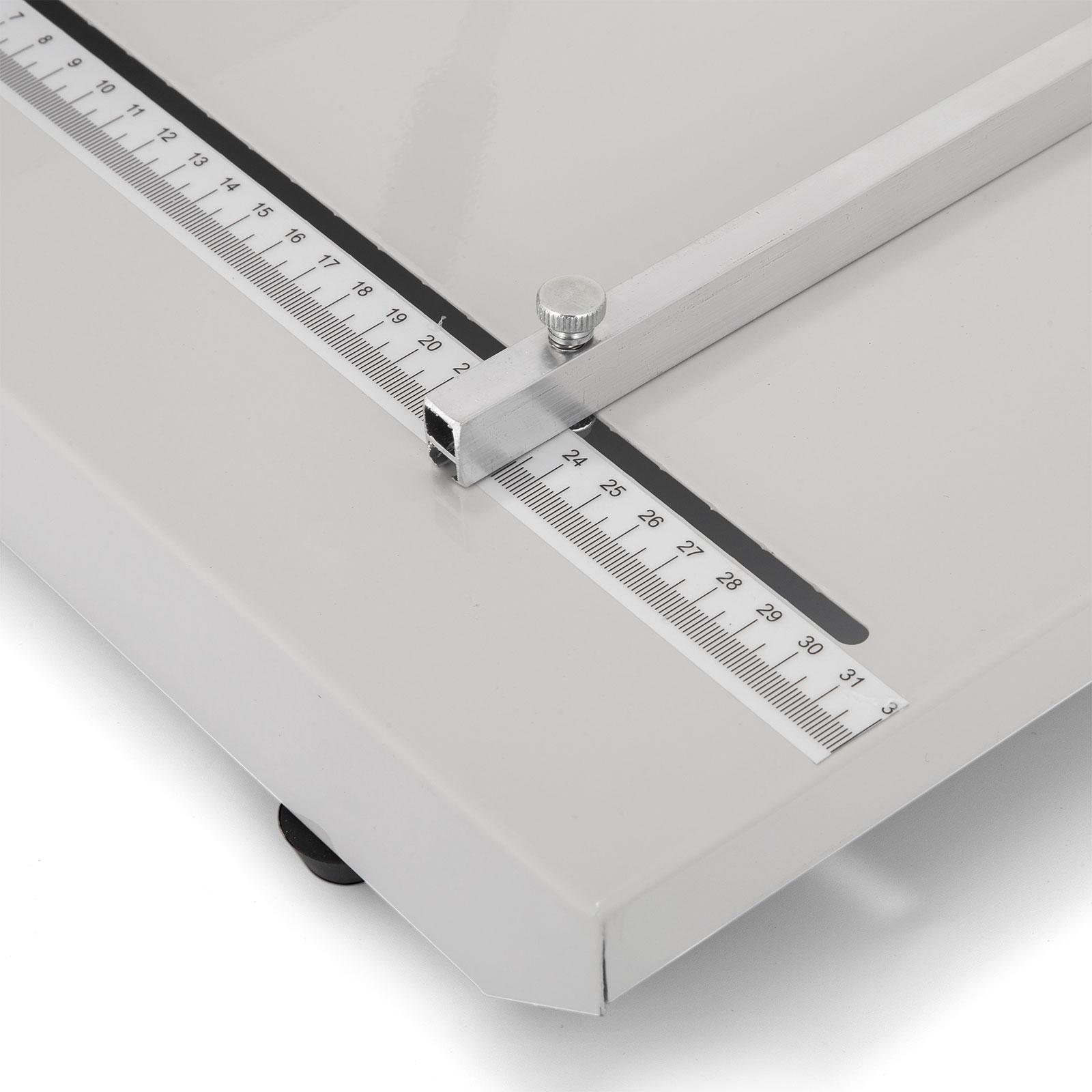 Cordonatrice-Perforatrice-Max-350-520mm-Profondita-Regolabile-Elettrica-Manuale miniatura 55