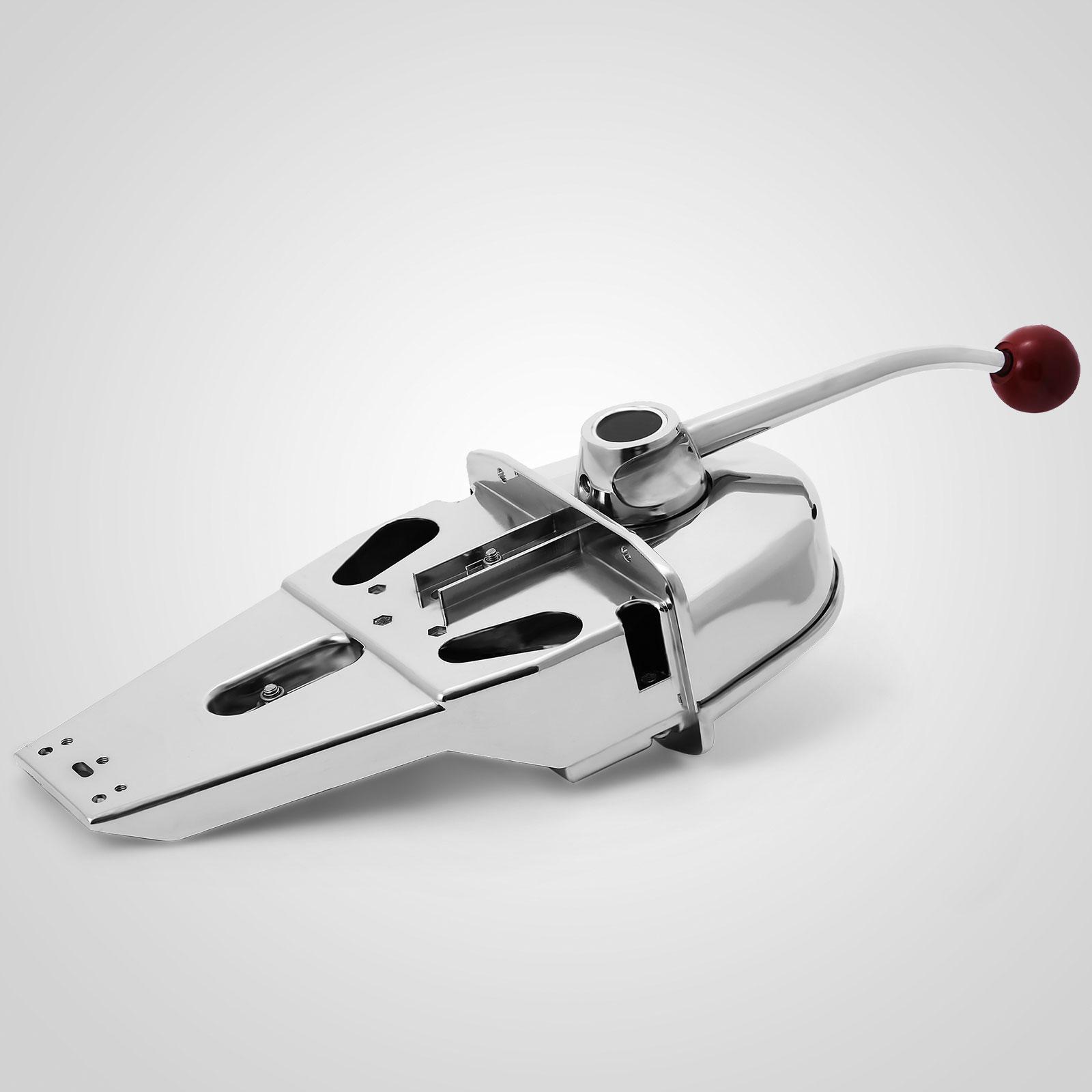 Teleflex Morse Controls Single : Teleflex morse mt single engine control replacement