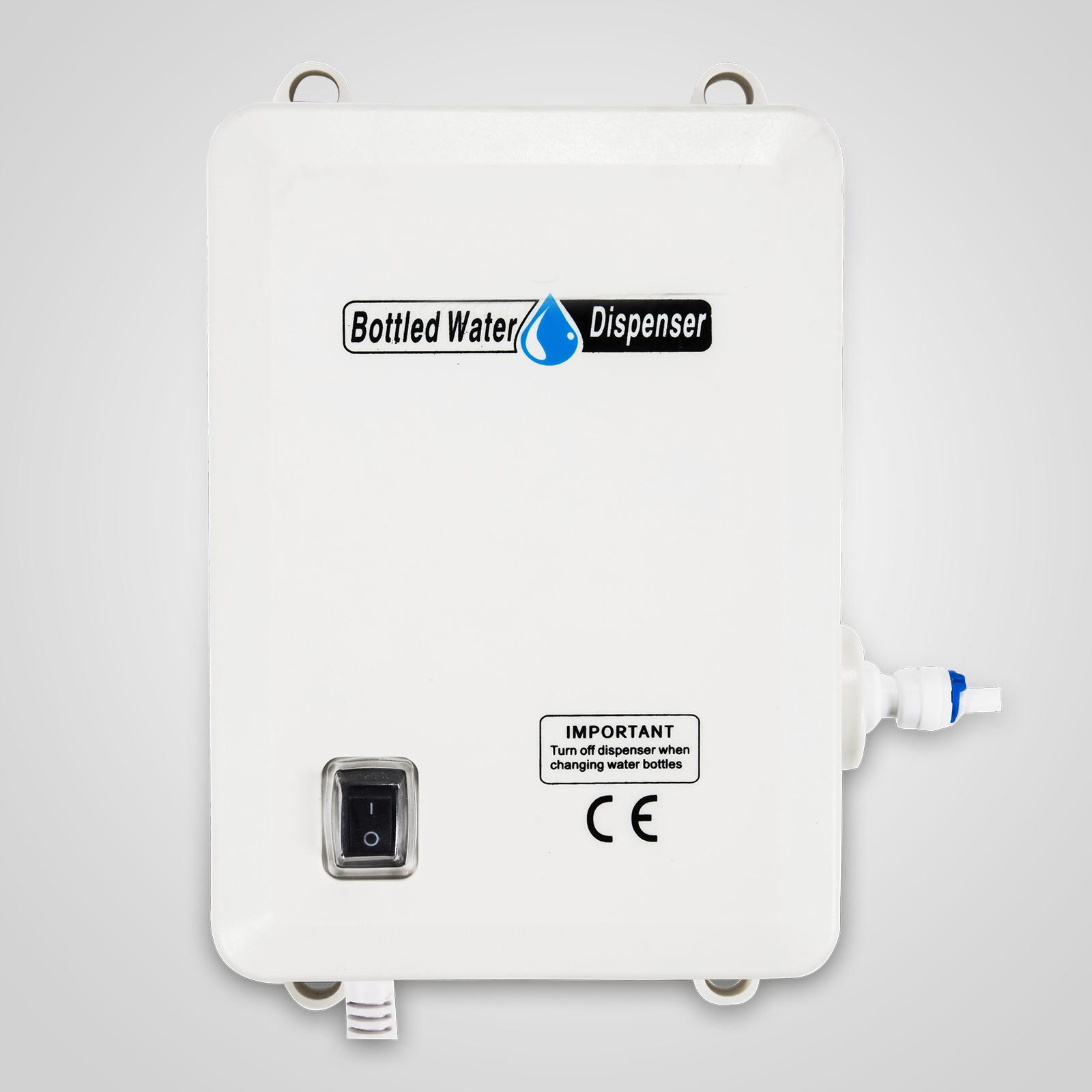 Water Dispensing Pump System 40 Psi Pressure Refrigerator