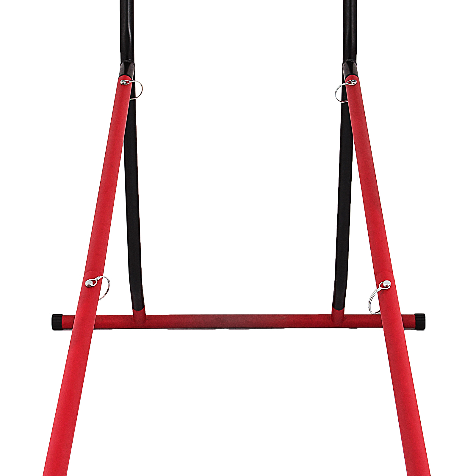 Portable-Power-Tower-for-Home-Gym-Workout-With-Dip-Station-And-Chin-Pull-Up-Bar thumbnail 22