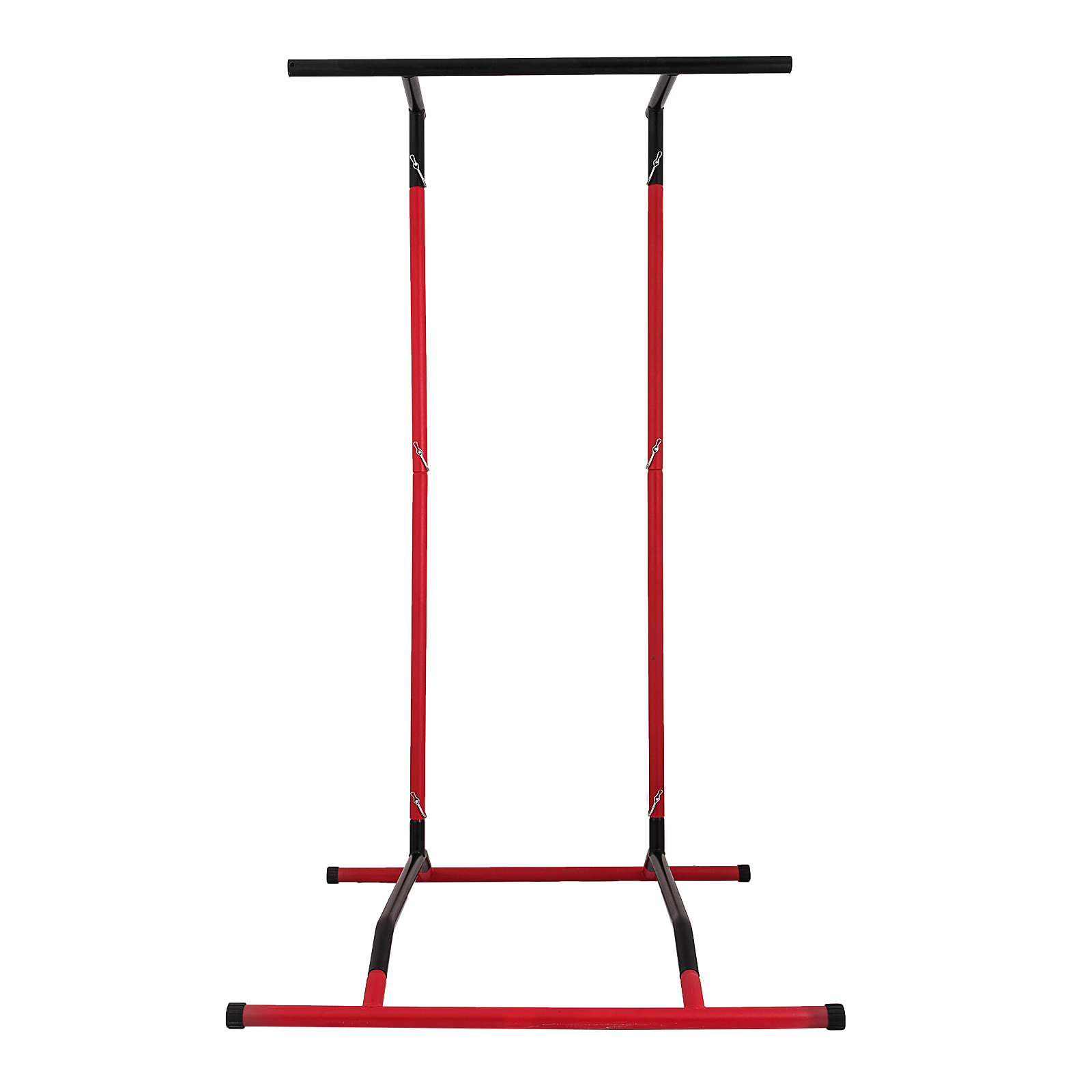 Portable-Power-Tower-for-Home-Gym-Workout-With-Dip-Station-And-Chin-Pull-Up-Bar thumbnail 28