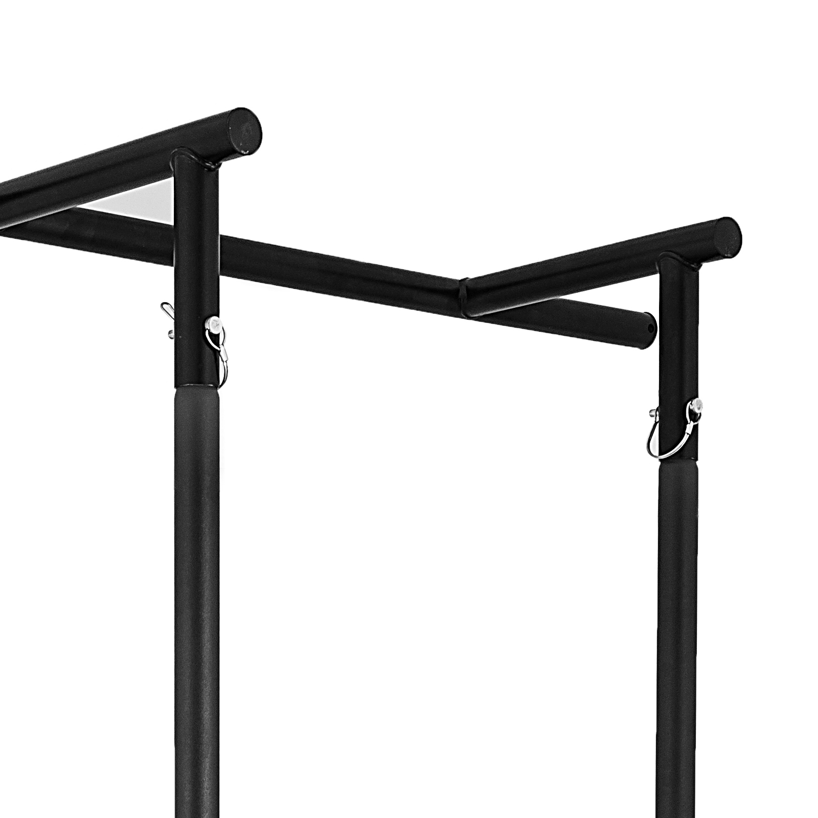 Portable-Power-Tower-for-Home-Gym-Workout-With-Dip-Station-And-Chin-Pull-Up-Bar thumbnail 46