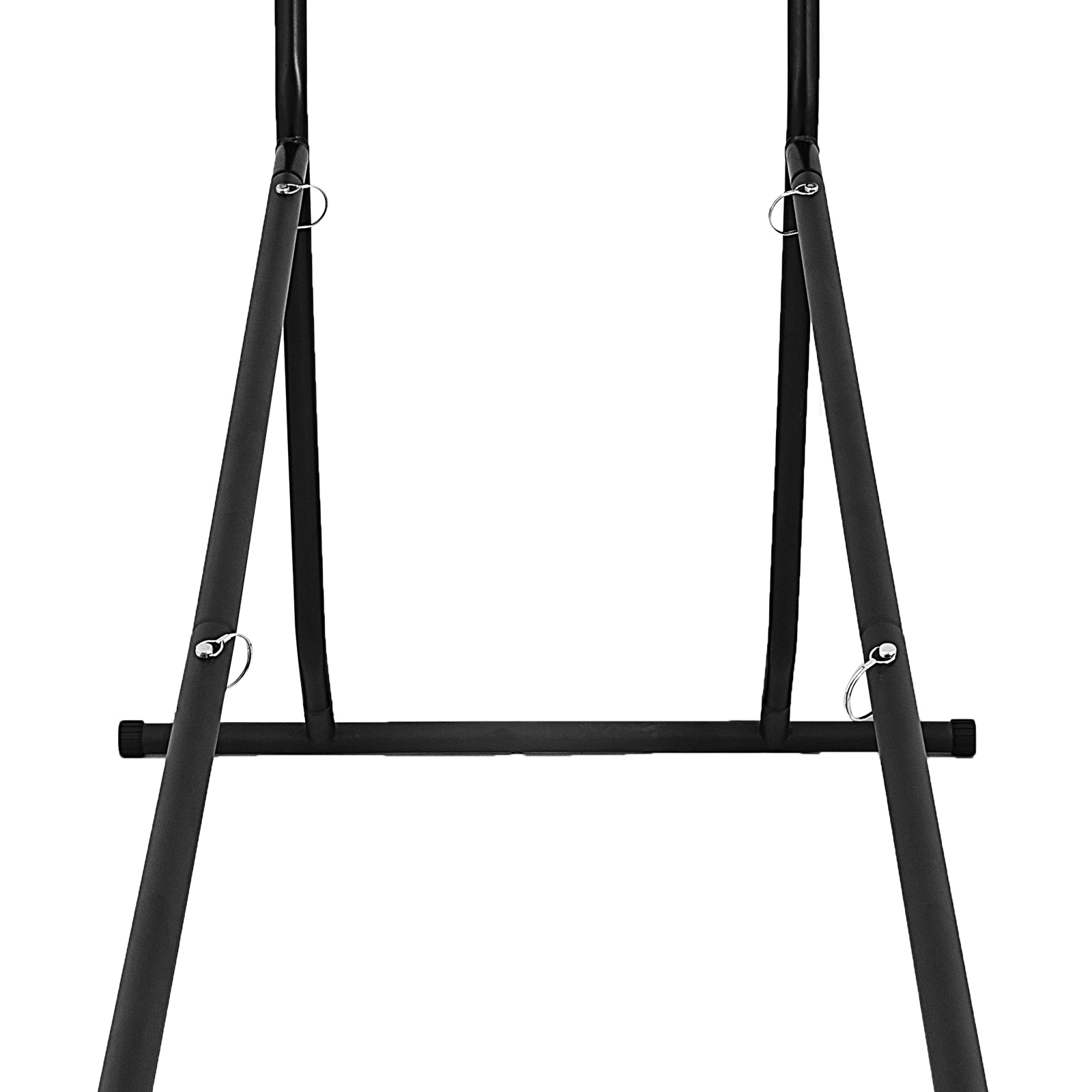 Portable-Power-Tower-for-Home-Gym-Workout-With-Dip-Station-And-Chin-Pull-Up-Bar thumbnail 47