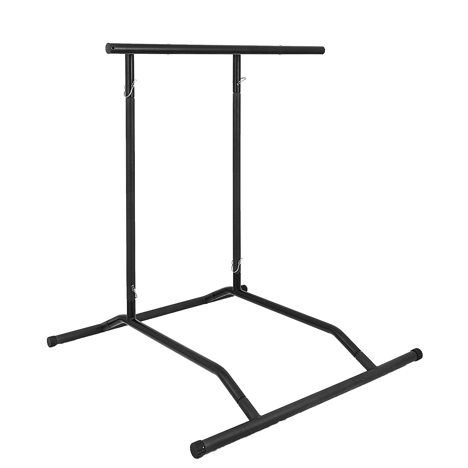 Portable-Power-Tower-for-Home-Gym-Workout-With-Dip-Station-And-Chin-Pull-Up-Bar thumbnail 39