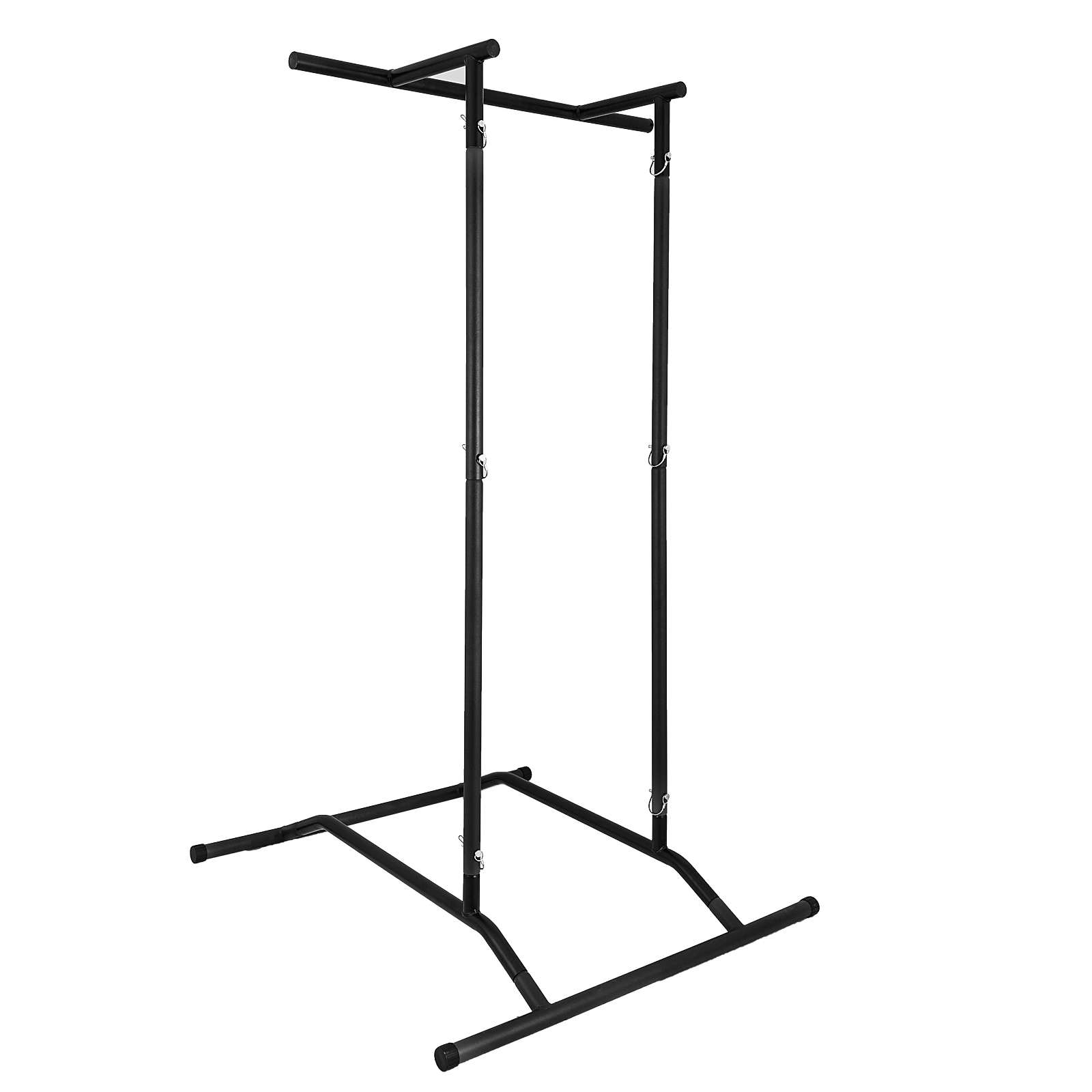 Portable-Power-Tower-for-Home-Gym-Workout-With-Dip-Station-And-Chin-Pull-Up-Bar thumbnail 41
