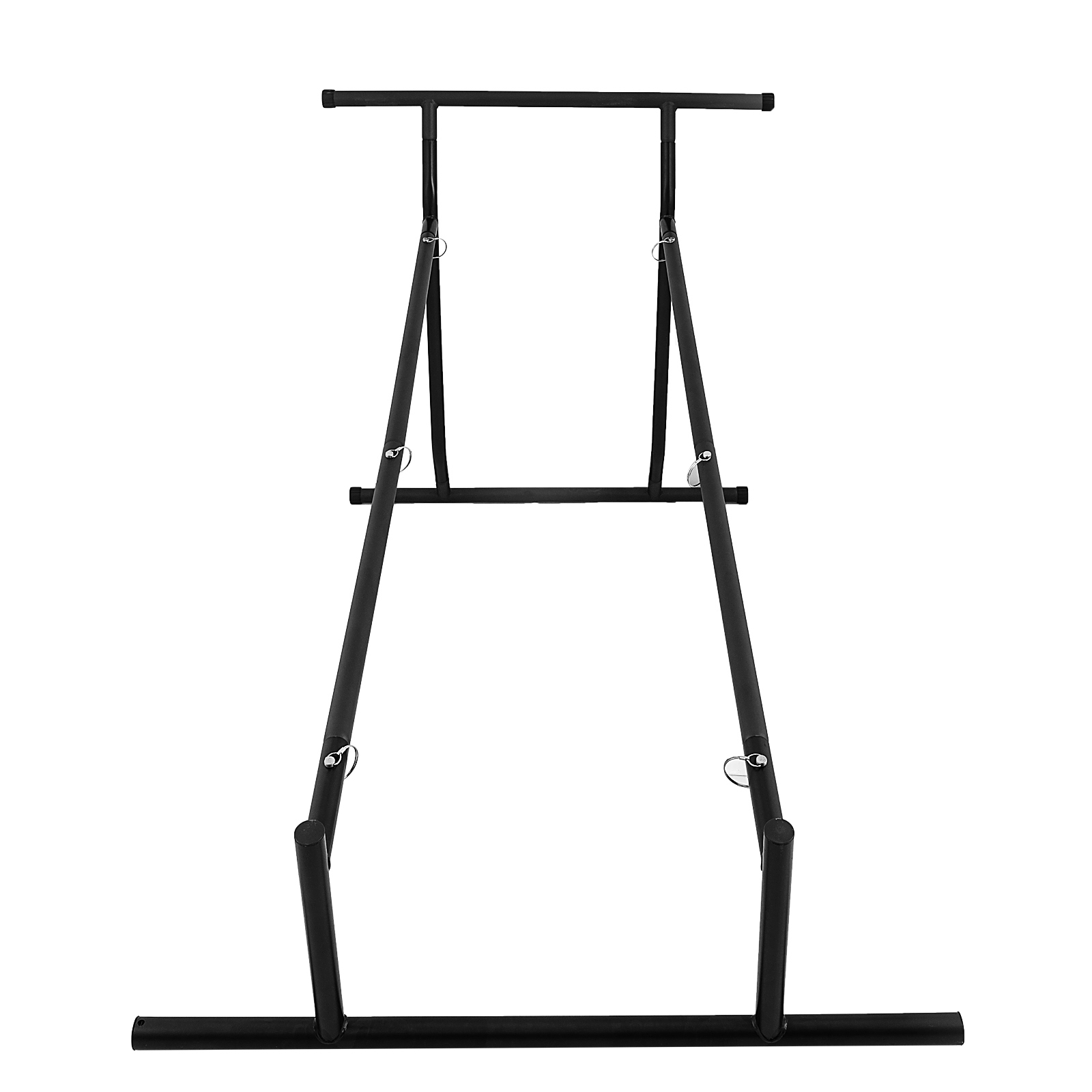 Portable-Power-Tower-for-Home-Gym-Workout-With-Dip-Station-And-Chin-Pull-Up-Bar thumbnail 43